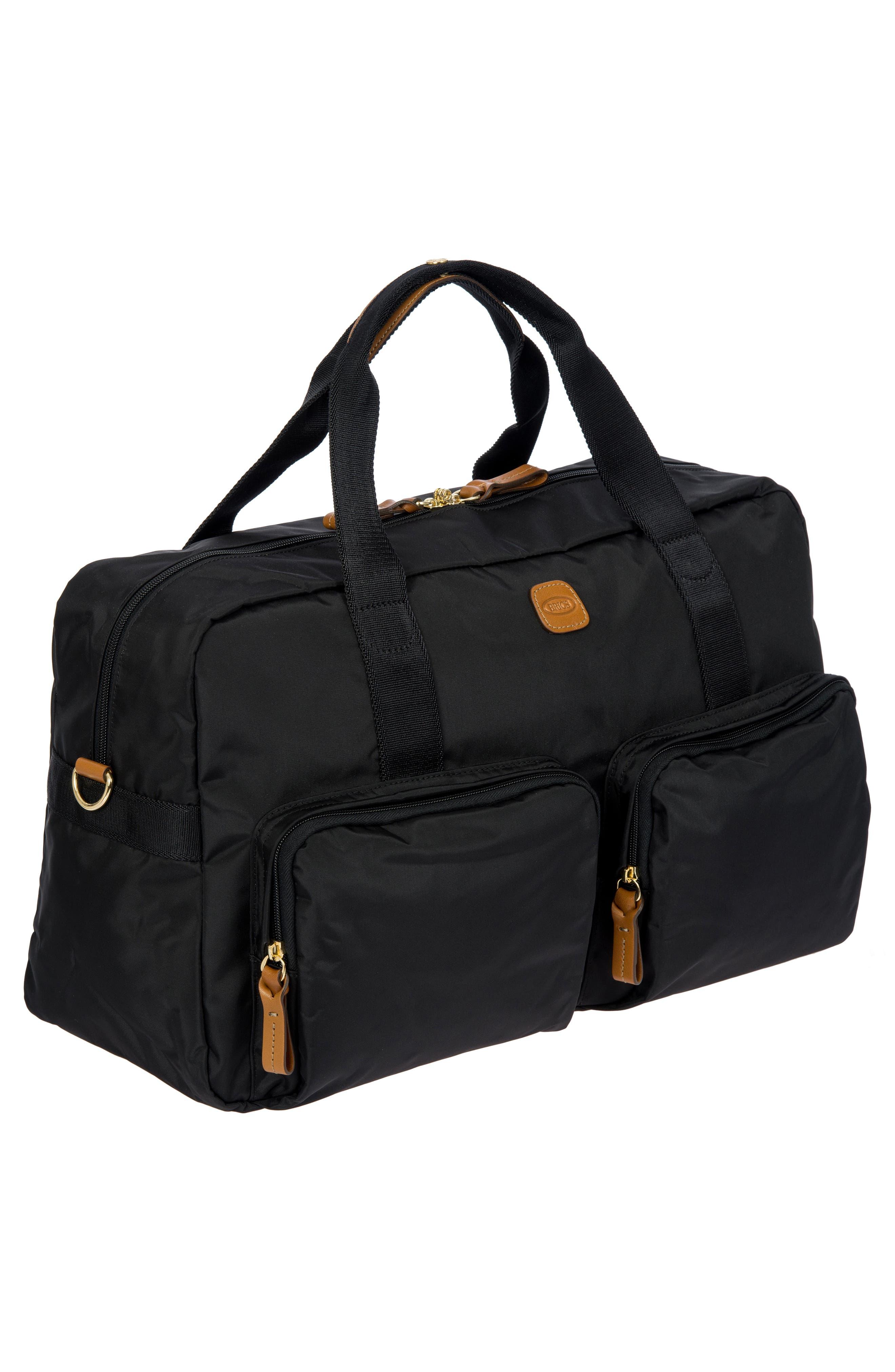 X-Bag Boarding 18-Inch Duffel Bag,                             Alternate thumbnail 6, color,                             Black