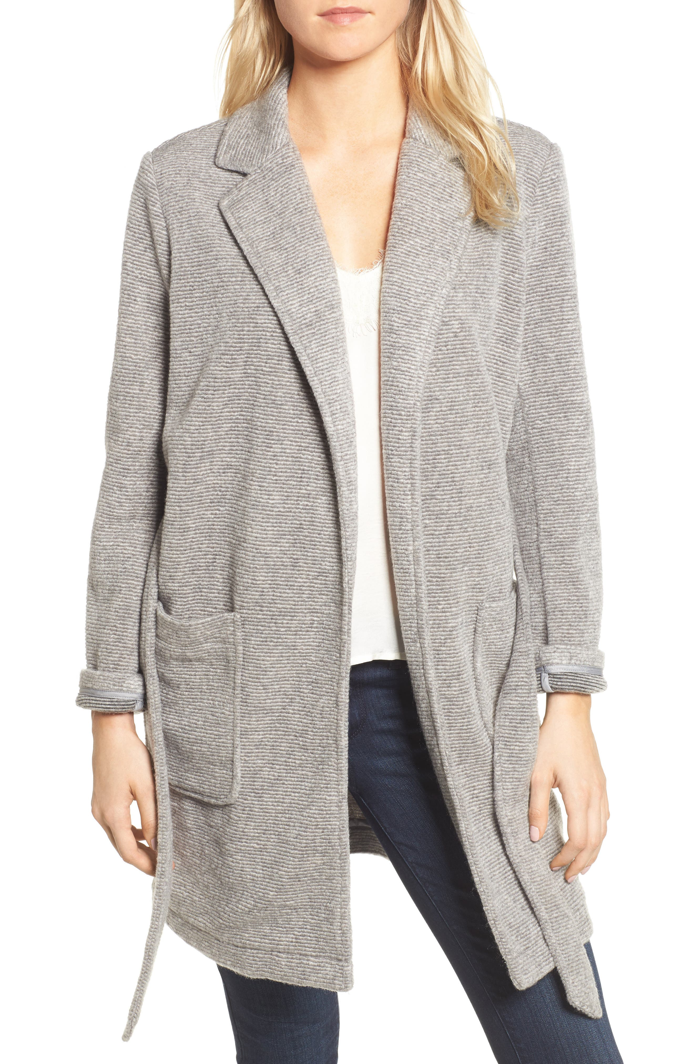 cupcakes and cashmere Cyrus Wrap Jacket