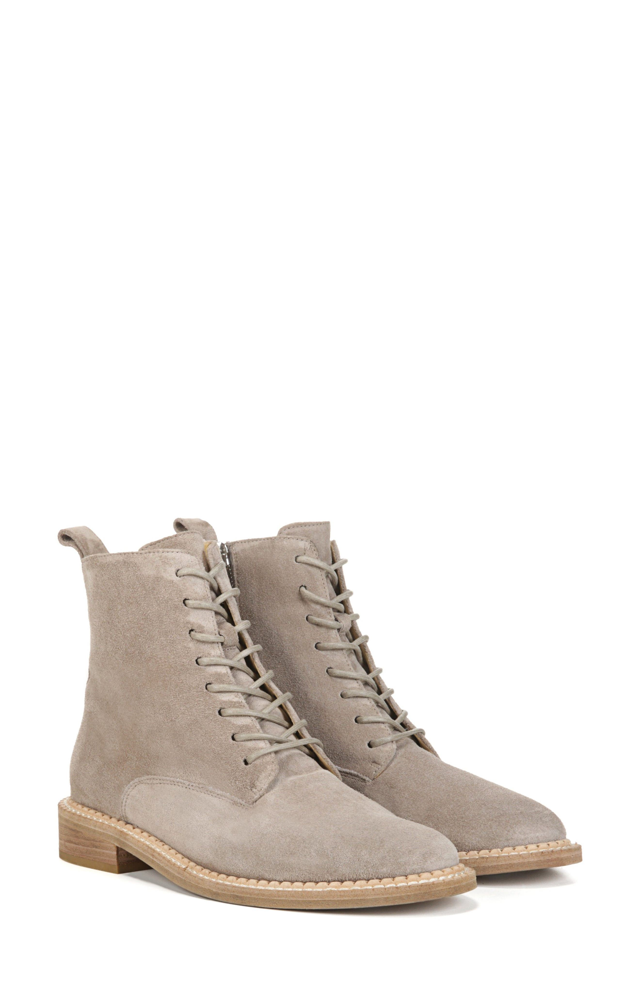 Alternate Image 8  - Vince Cabria Lace-Up Boot (Women)