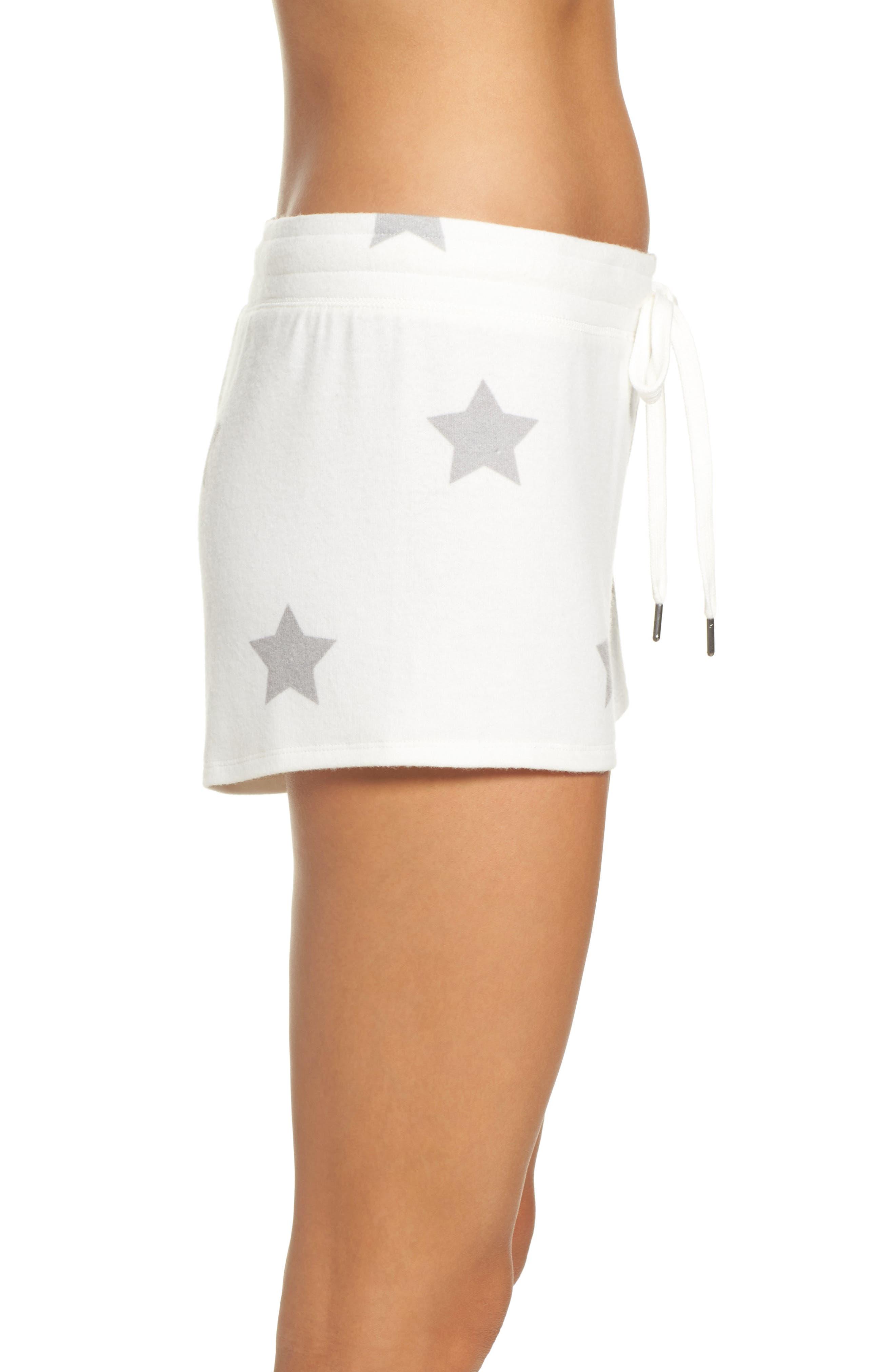 Alternate Image 3  - PJ Salvage Star Lounge Shorts