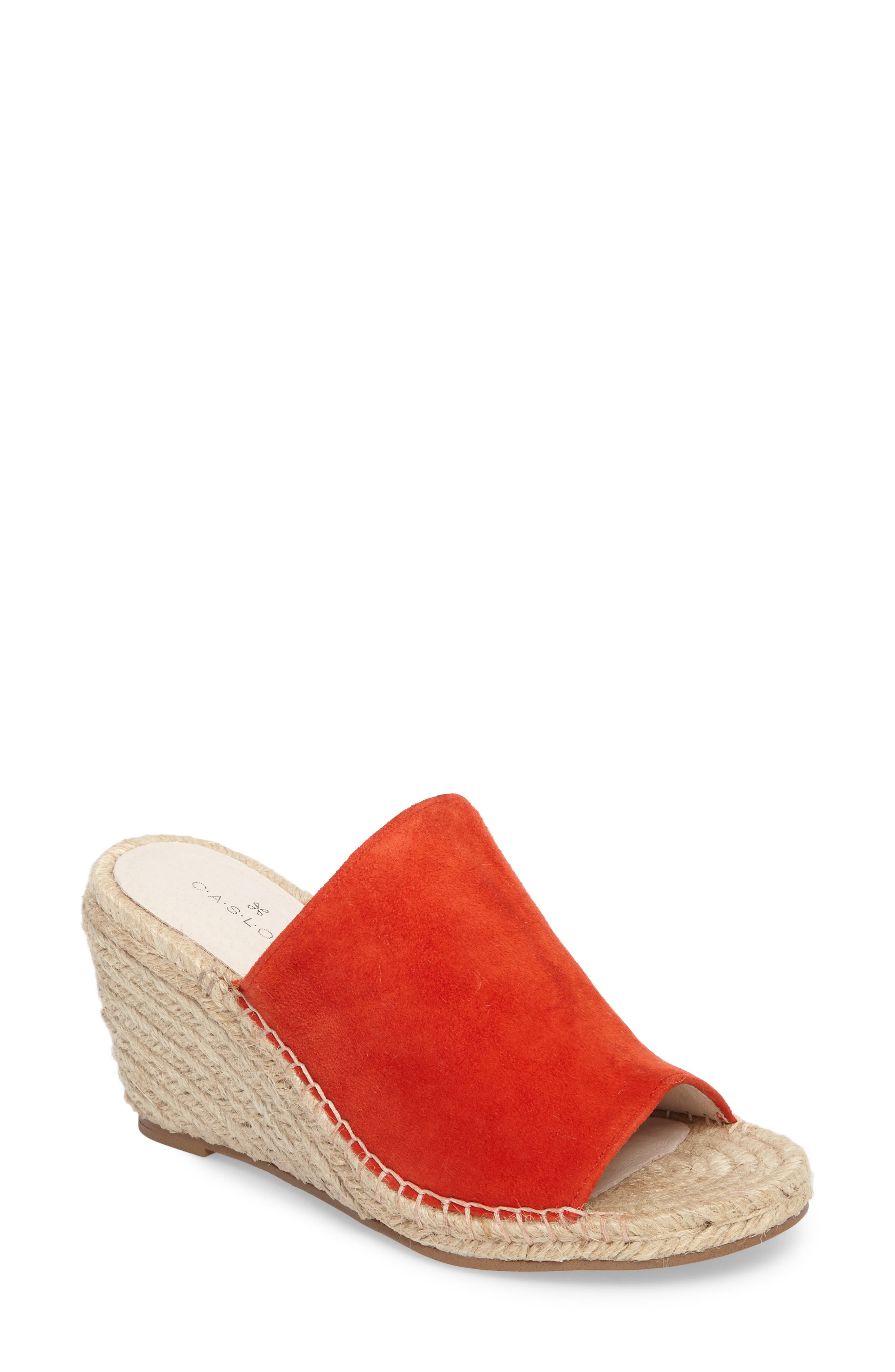 Caslon® Sally Wedge Sandal (Women)