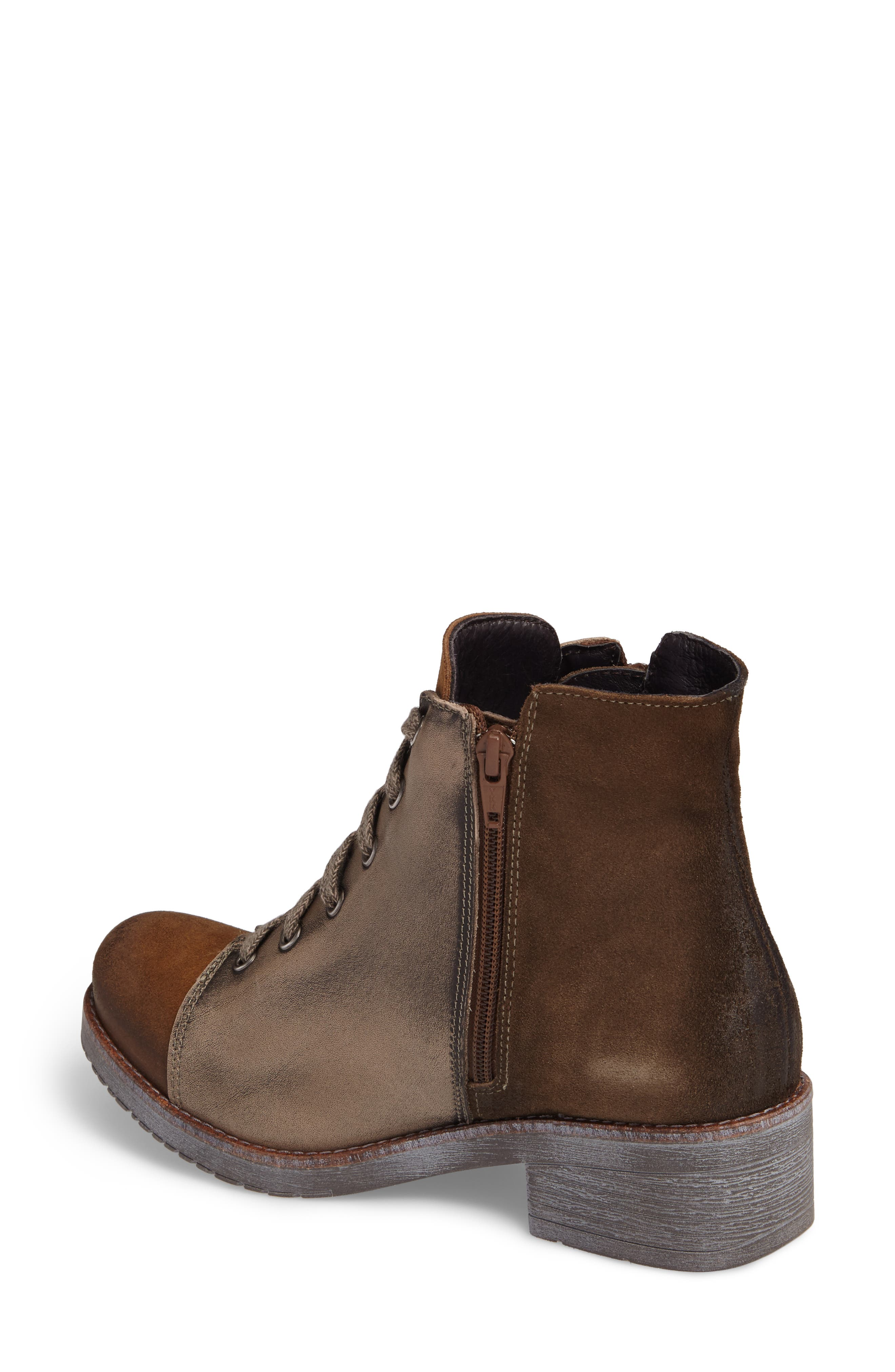 Alternate Image 2  - Naot Groovy Lace Up Bootie (Women)