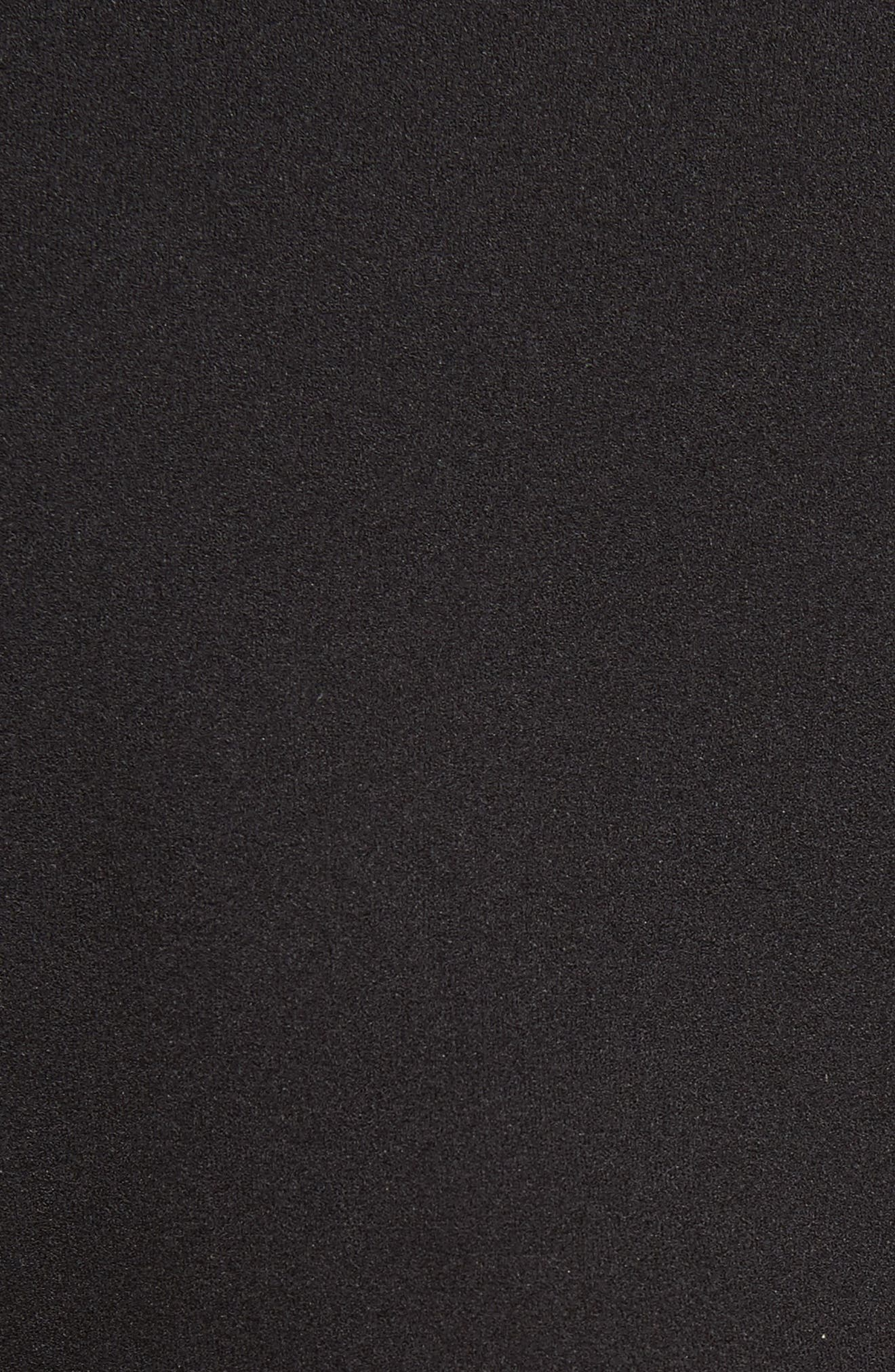 Open Back Top,                             Alternate thumbnail 5, color,                             Black