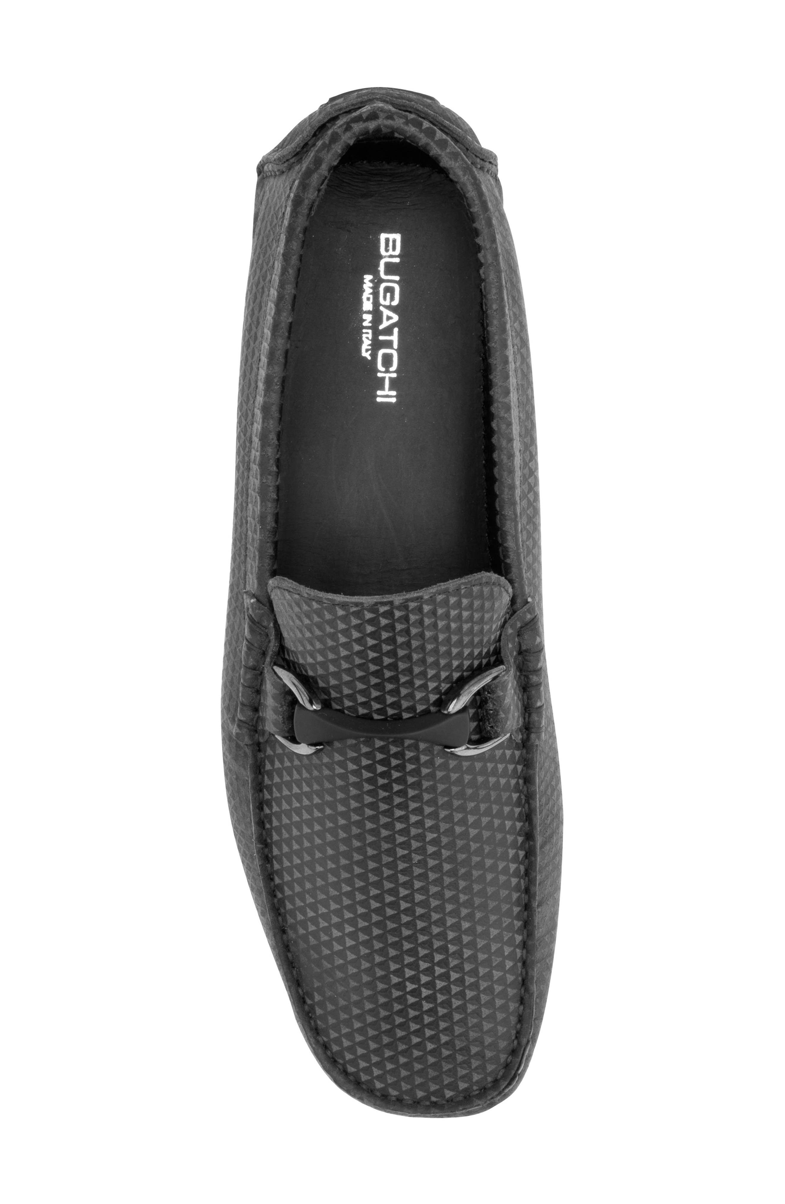 Potenza Bit Driver,                             Alternate thumbnail 3, color,                             Nero Leather