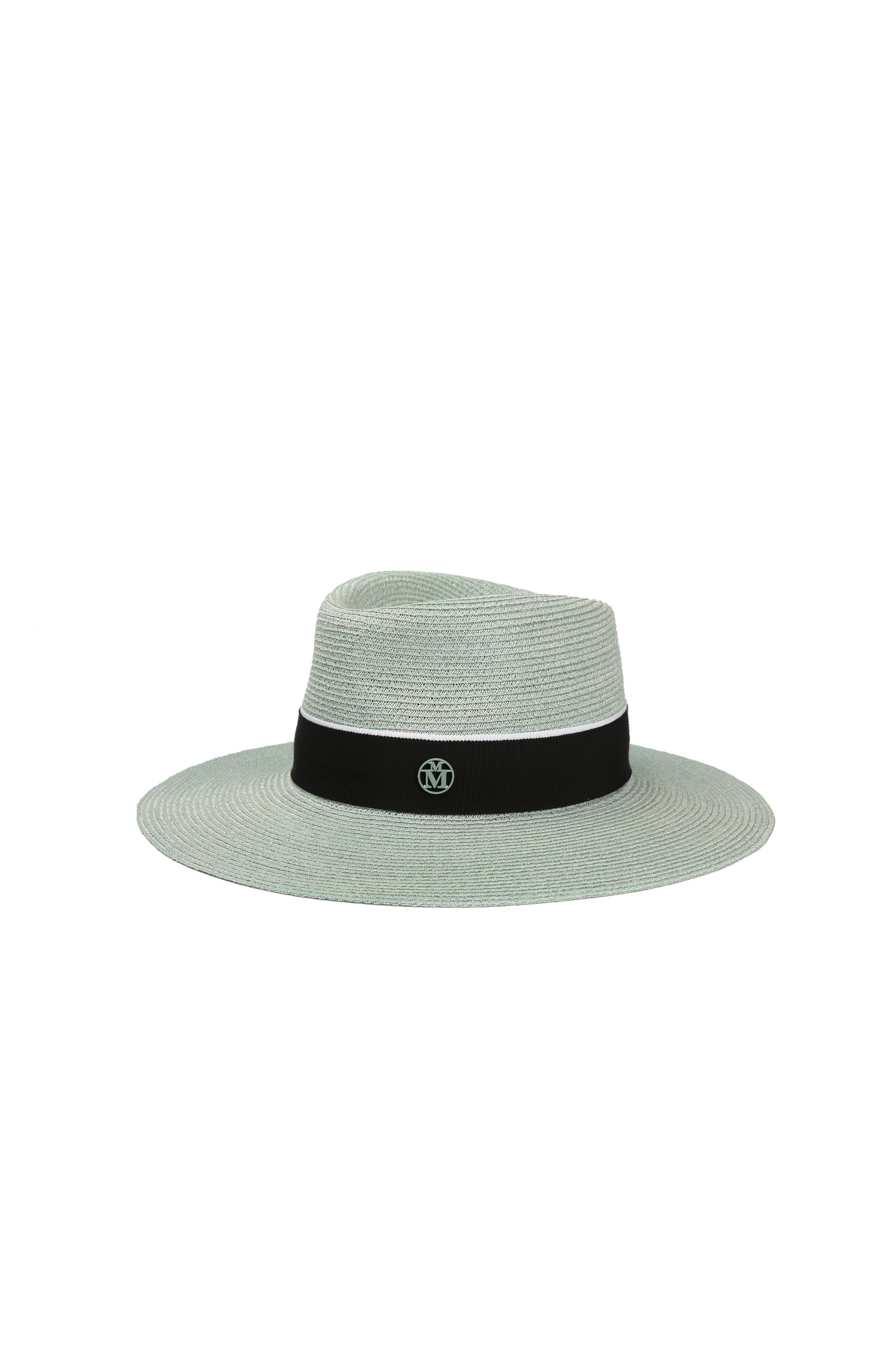 Charles Straw Hat,                         Main,                         color, Mint