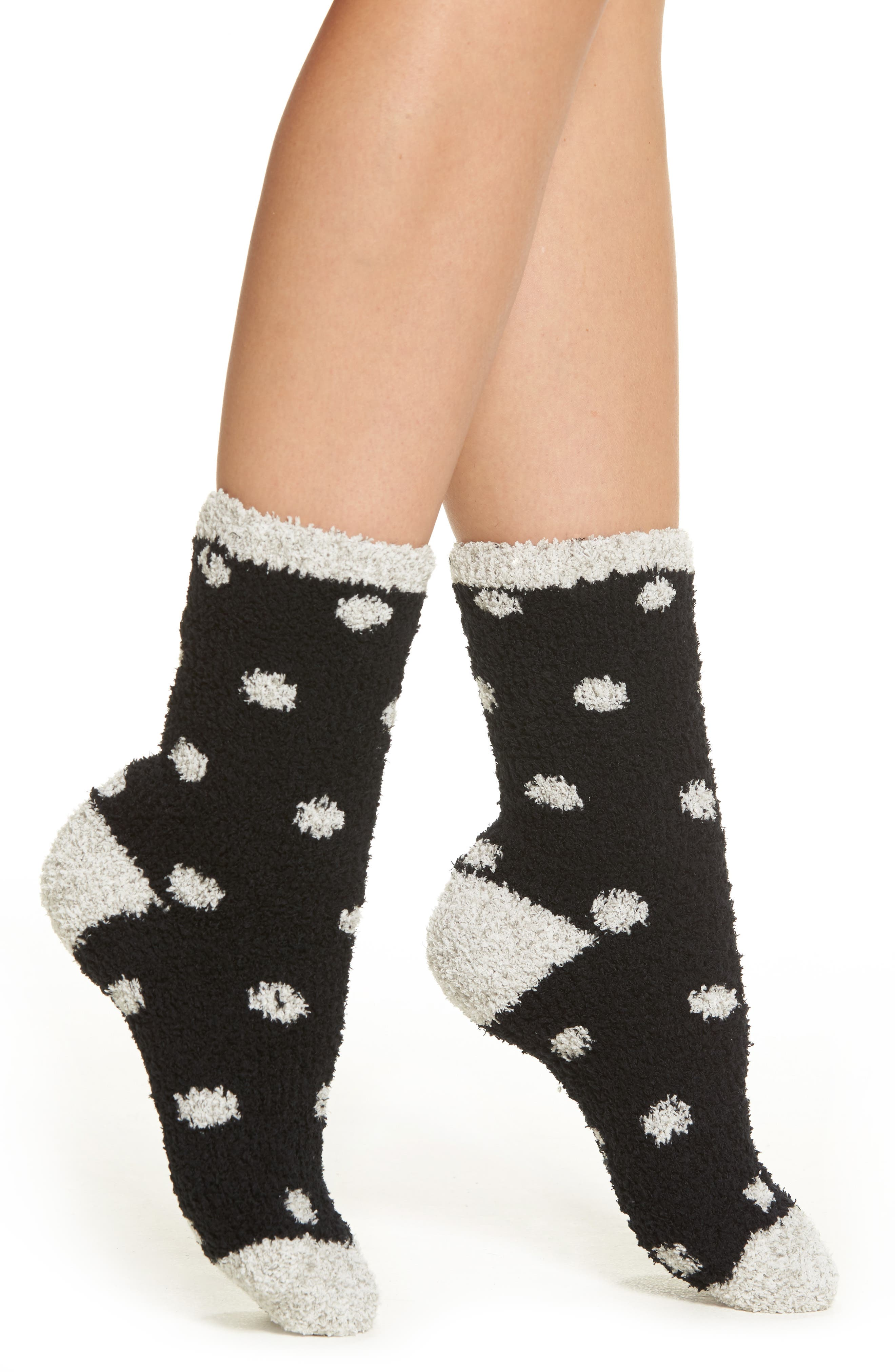 Main Image - Nordstrom Butter Crew Socks (3 for $19)
