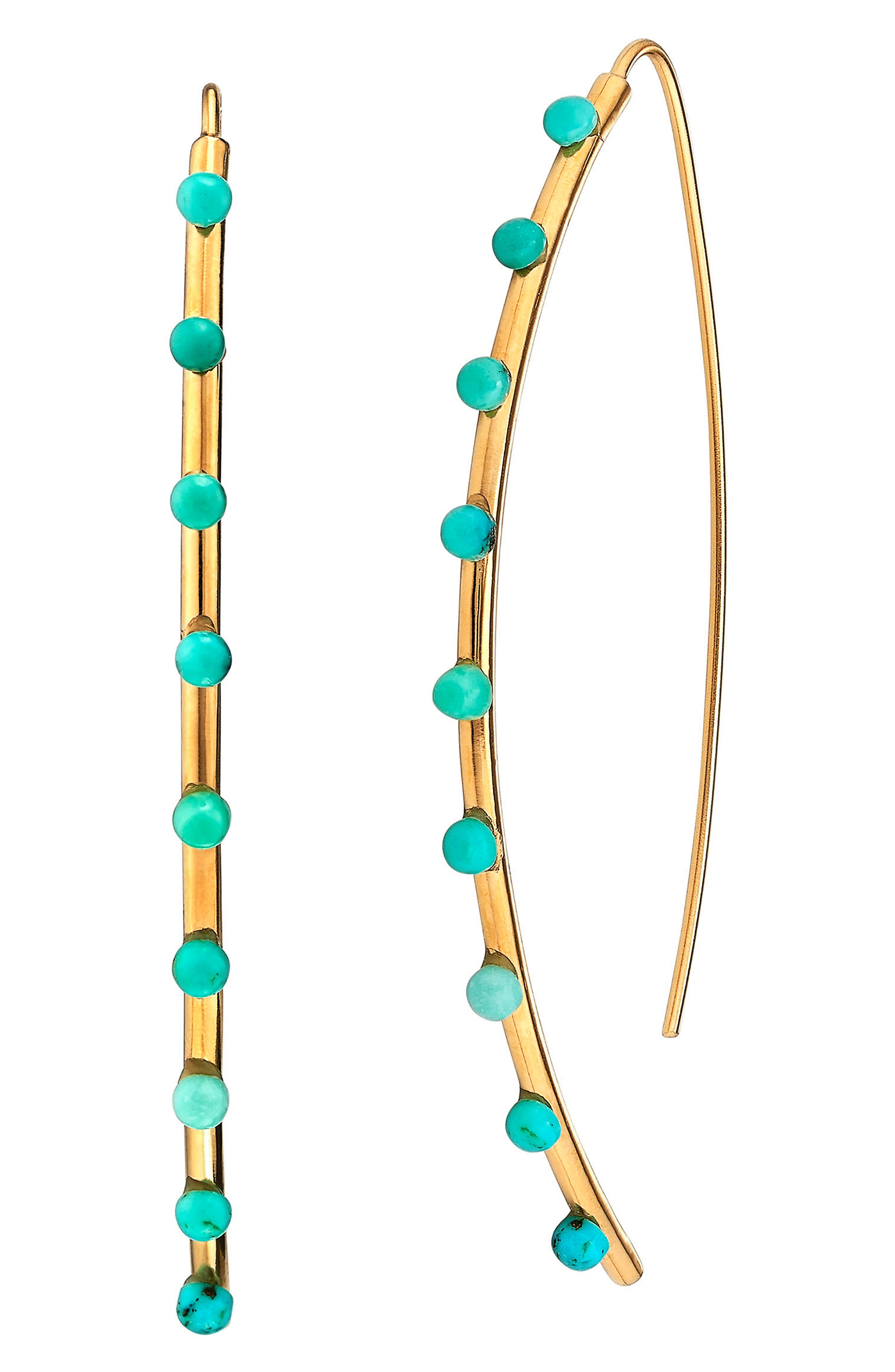 Alternate Image 1 Selected - ASHA Emilia Large Earrings