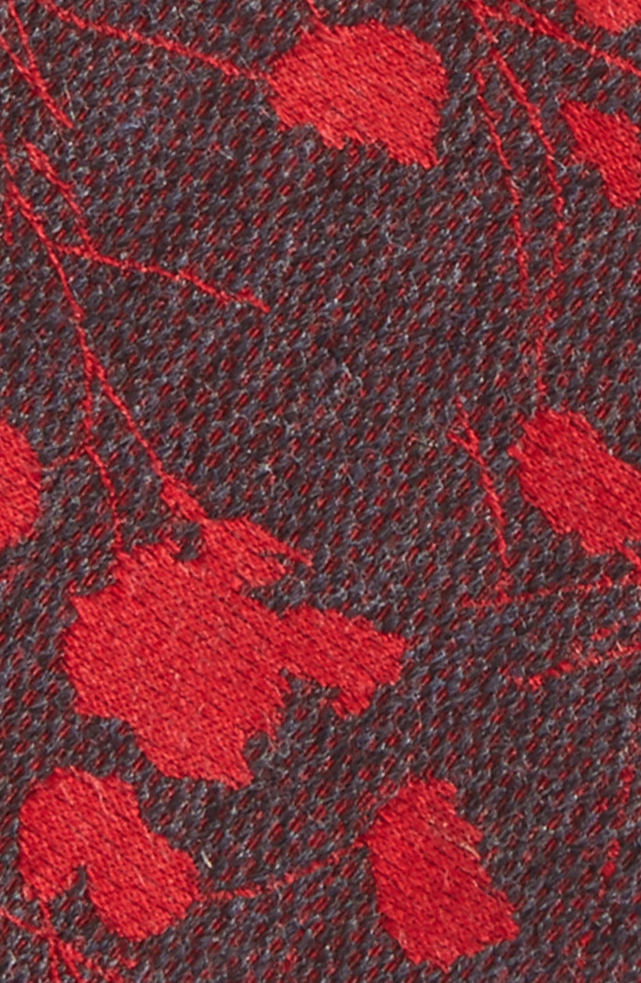 Abstract Bow Tie,                             Alternate thumbnail 3, color,                             Red