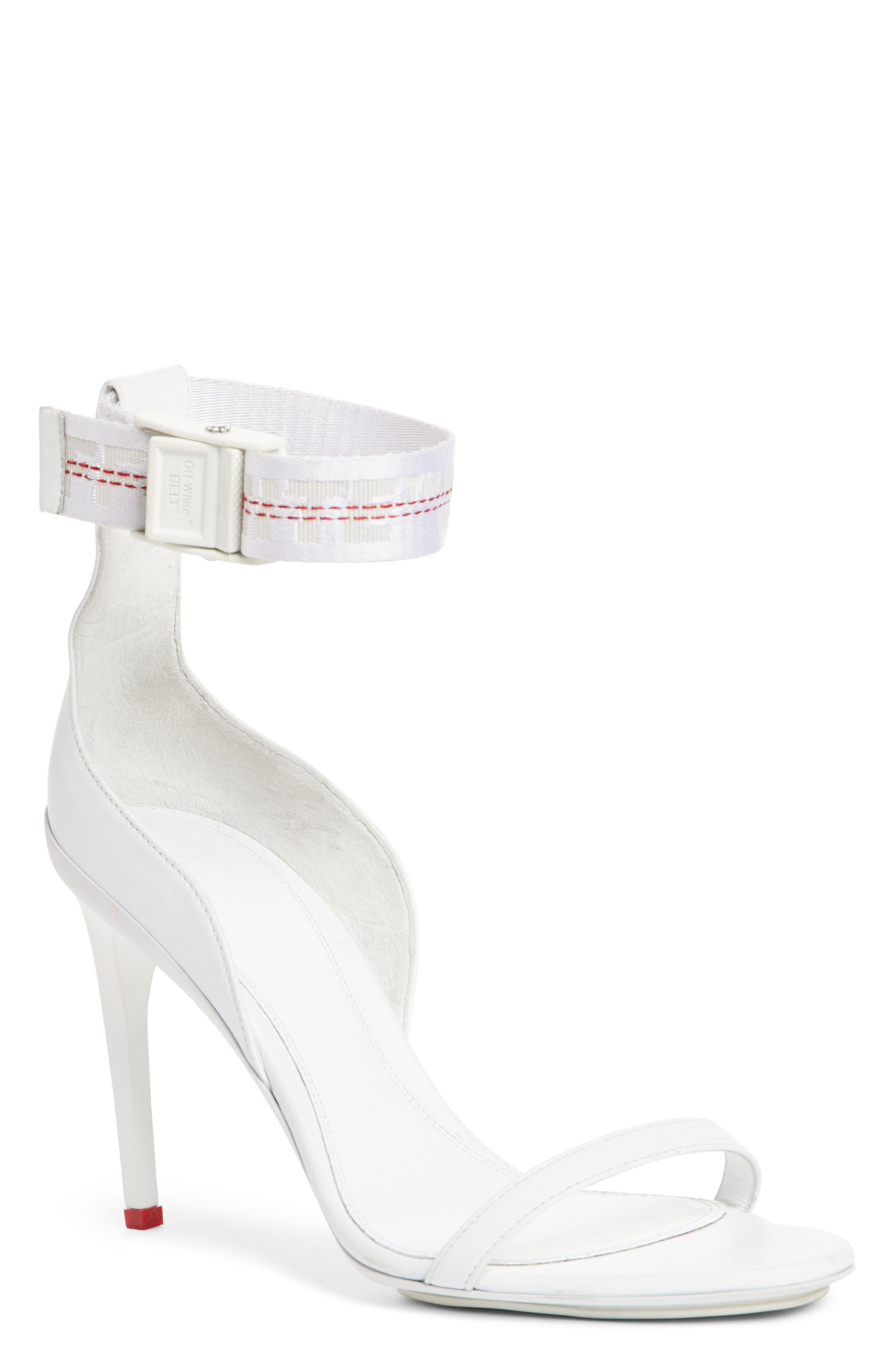 Alternate Image 1 Selected - Off-White Industrial Sandal (Women)