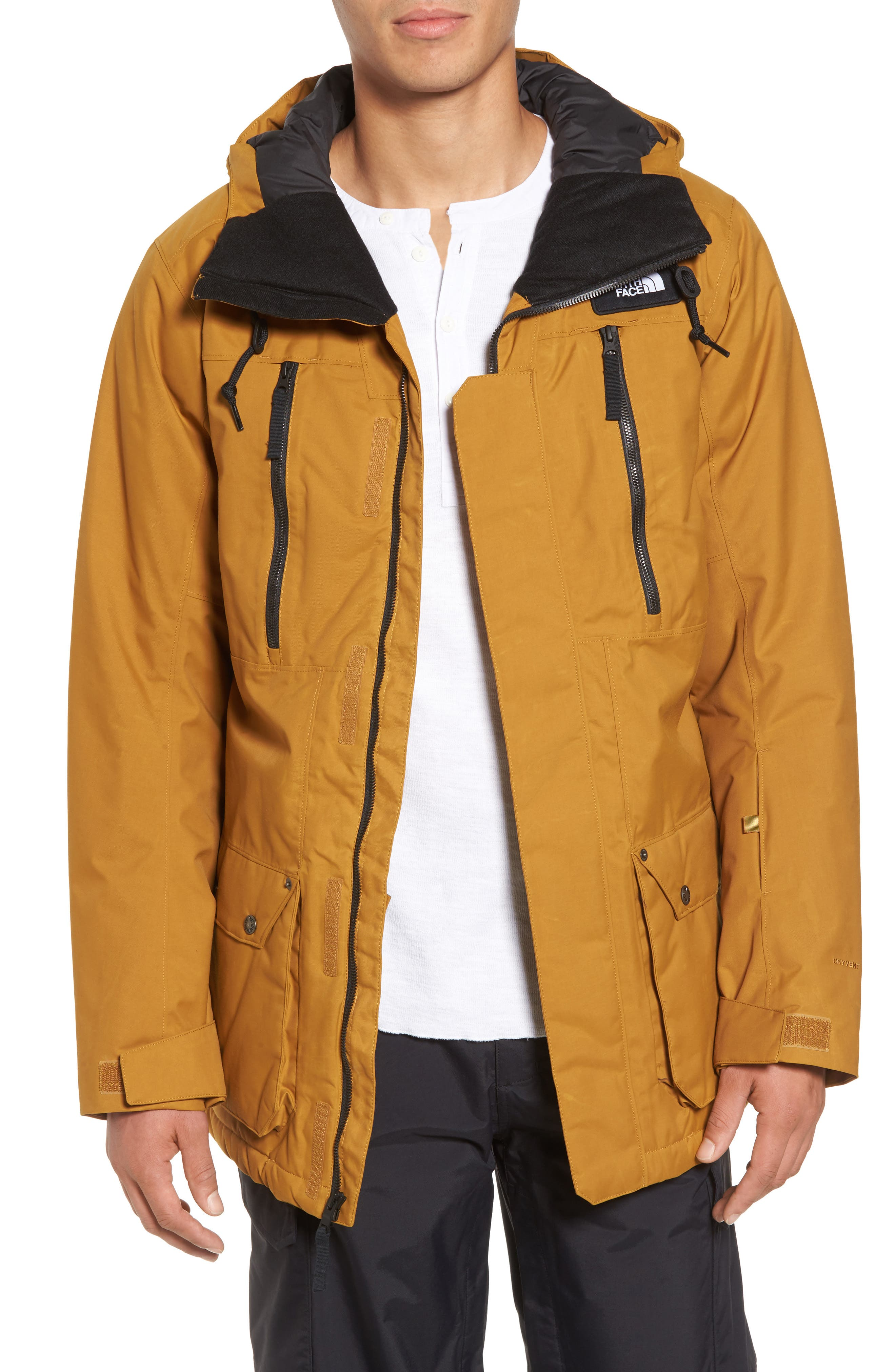 The North Face Hexsaw Parka