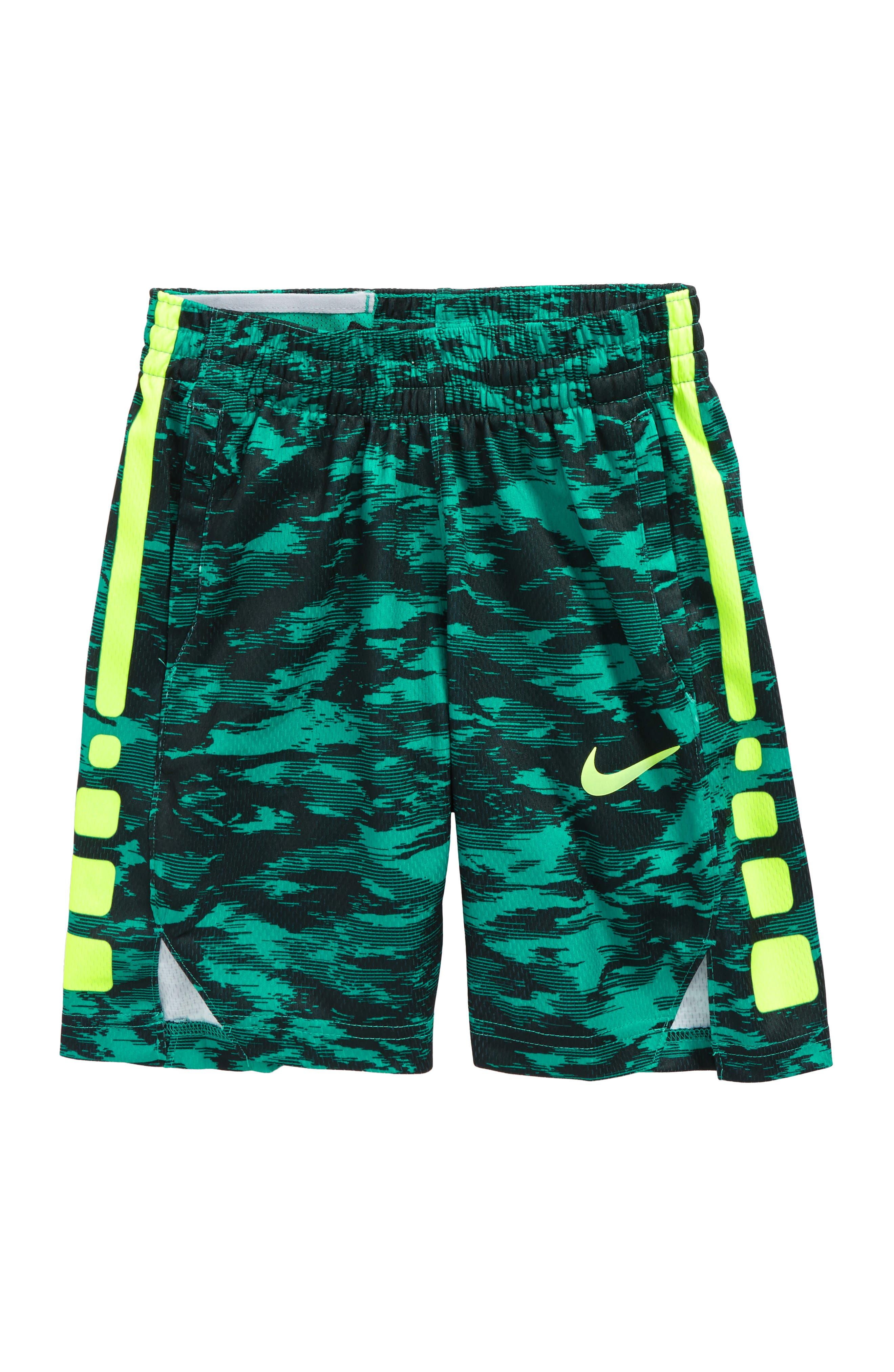 Nike Dry Elite Basketball Shorts (Little Boys & Big Boys)