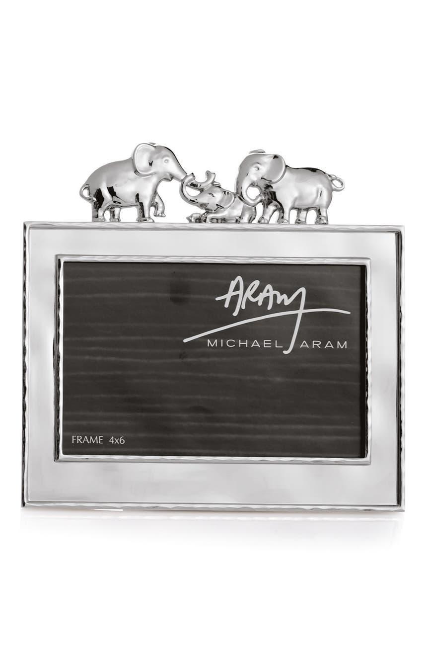Michael Aram Elephants Picture Frame