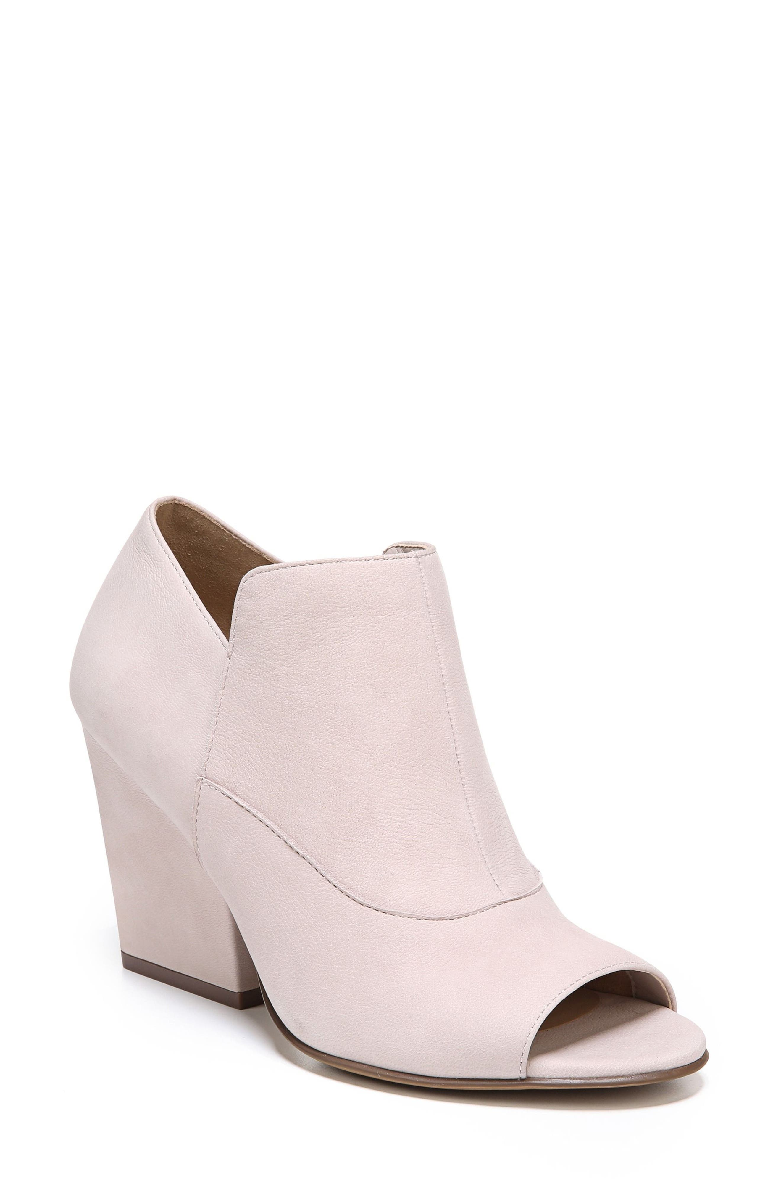 Naturalizer Skylar Open Toe Bootie (Women)