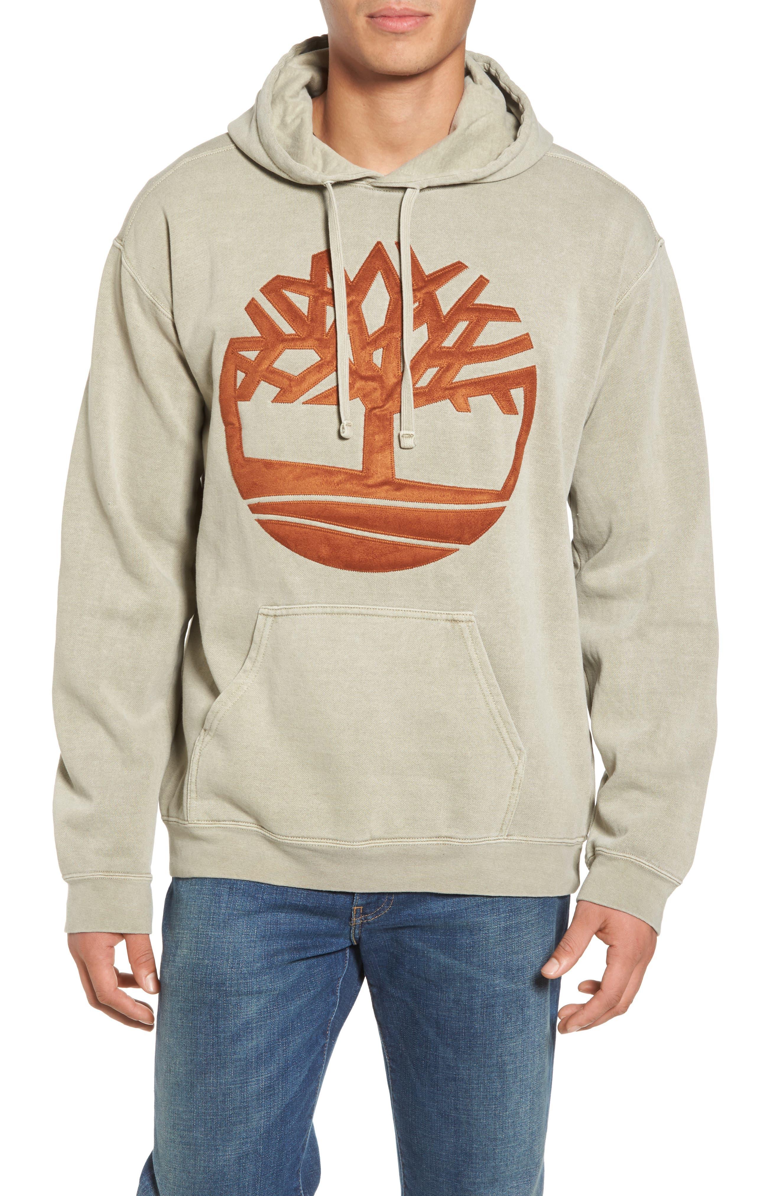 Timberland Vintage Appliqué Hoodie