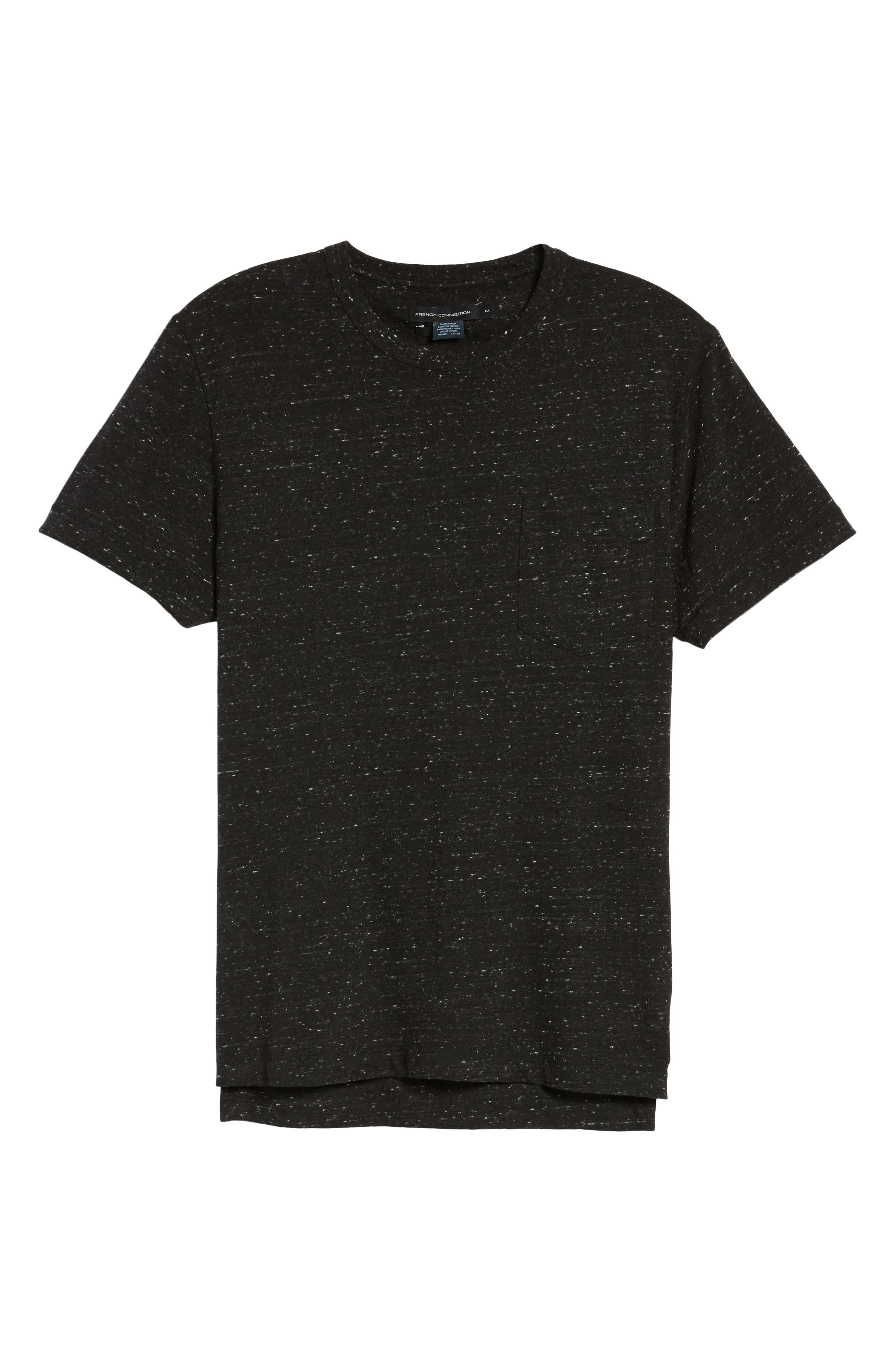 Alternate Image 6  - French Connection Granite Grindle Slim Fit T-Shirt