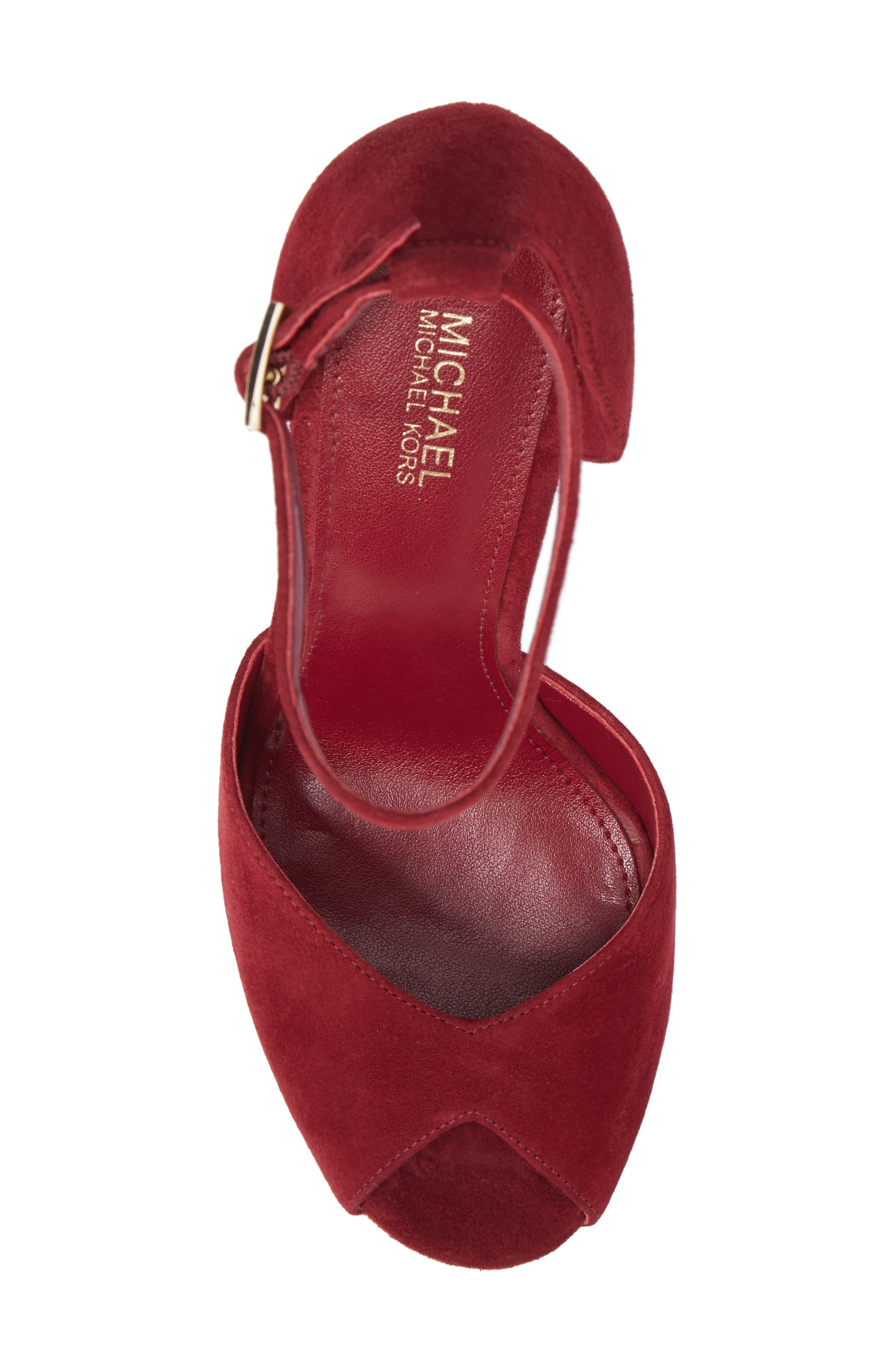 Alternate Image 5  - MICHAEL Michael Kors Tiegan Sandal (Women)