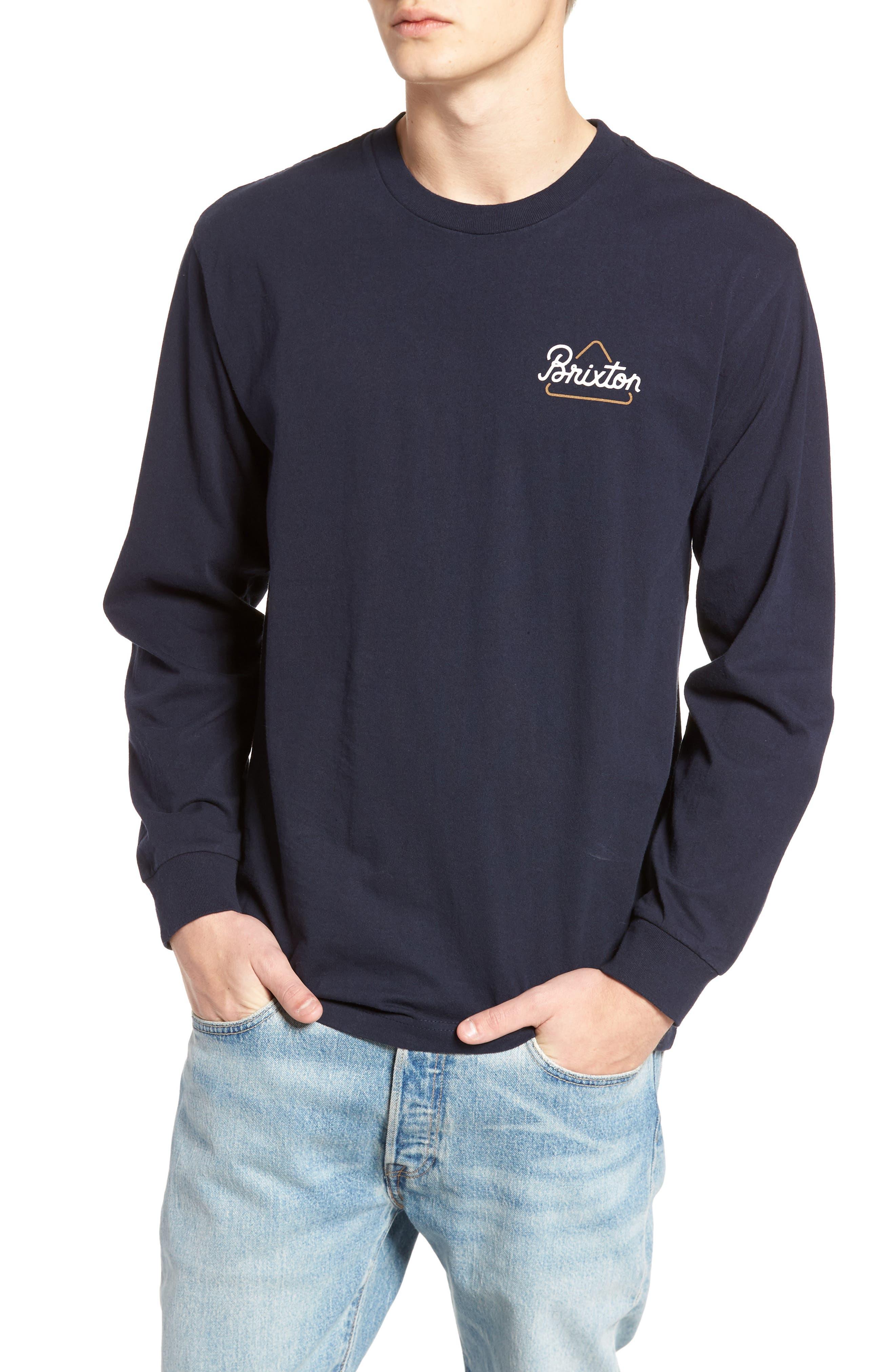 Brixton Newbury T-Shirt