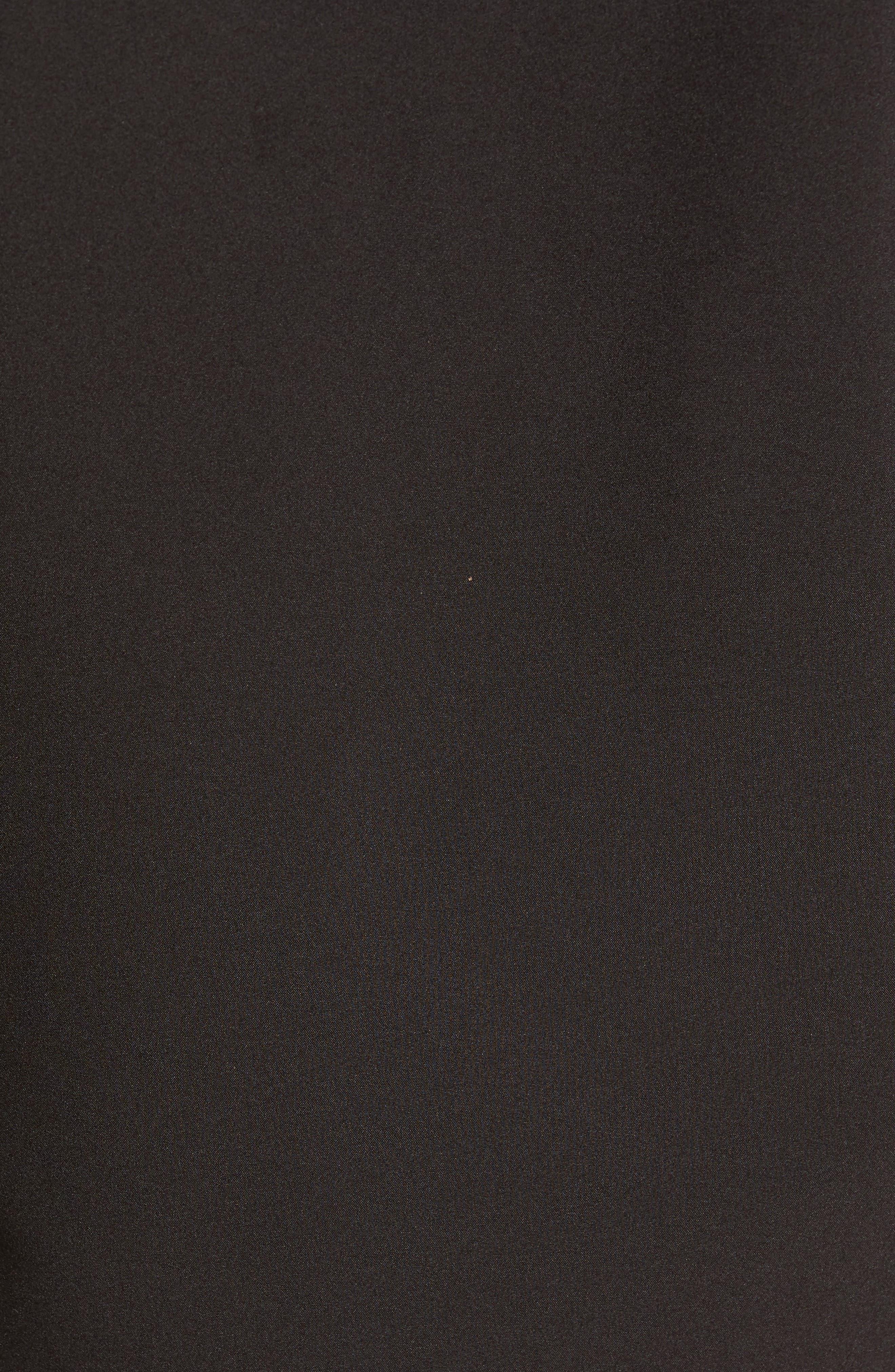 Alternate Image 5  - Black Rivet Quilted Vest