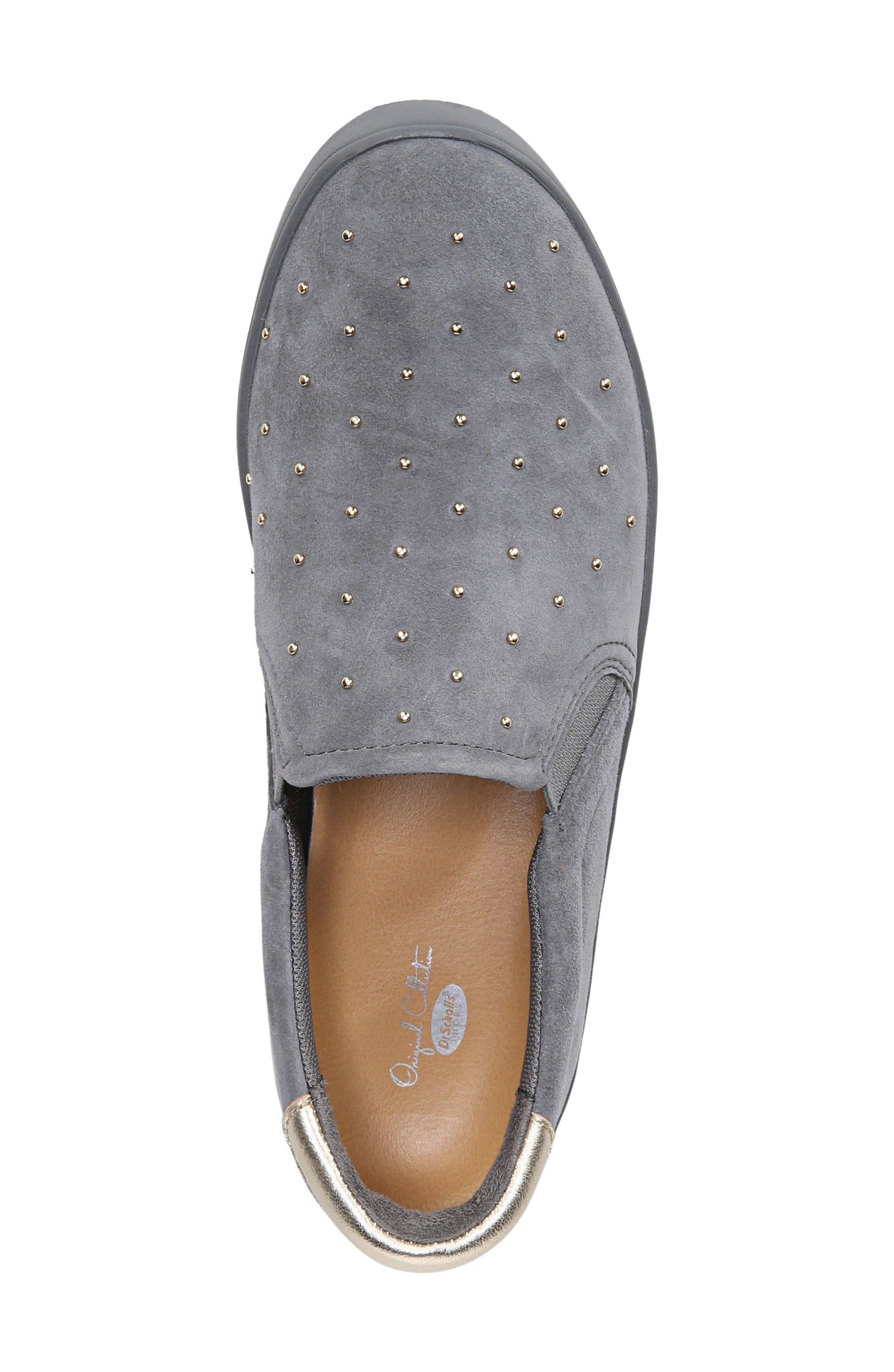 Alternate Image 5  - Dr. Scholl's Original Collection 'Scout' Slip On Sneaker (Women)