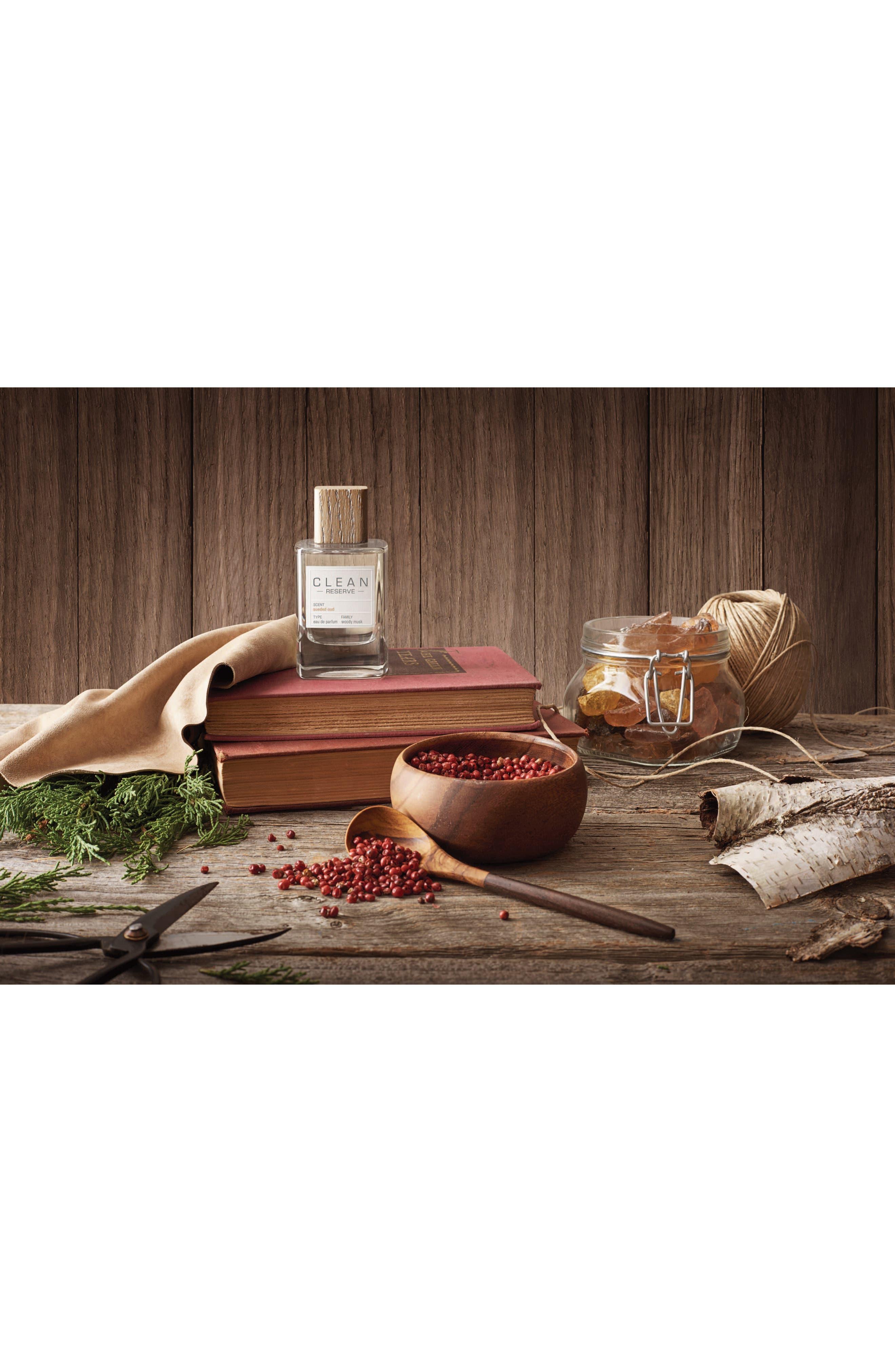Alternate Image 3  - Clean Reserve Sueded Oud Eau de Parfum