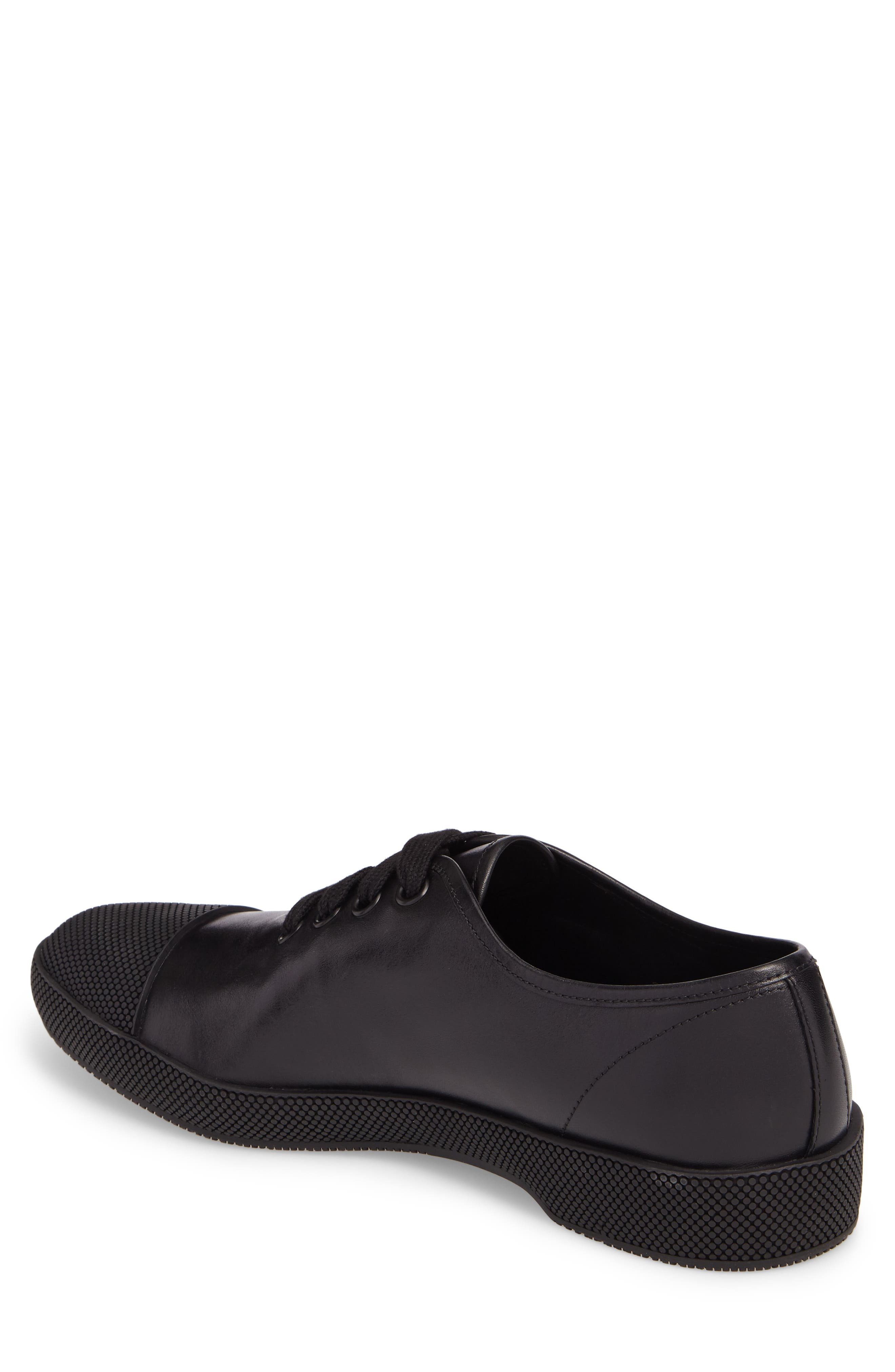 Sneaker,                             Alternate thumbnail 2, color,                             Black