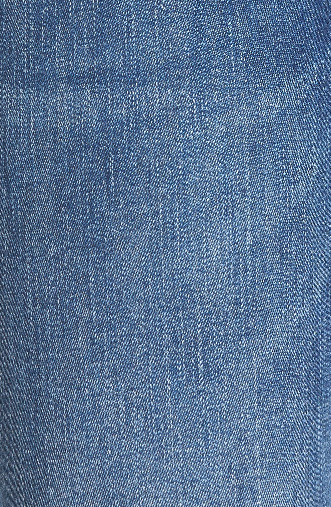 Margaux Instasculpt Ankle Skinny Jeans,                             Alternate thumbnail 6, color,                             Lowell
