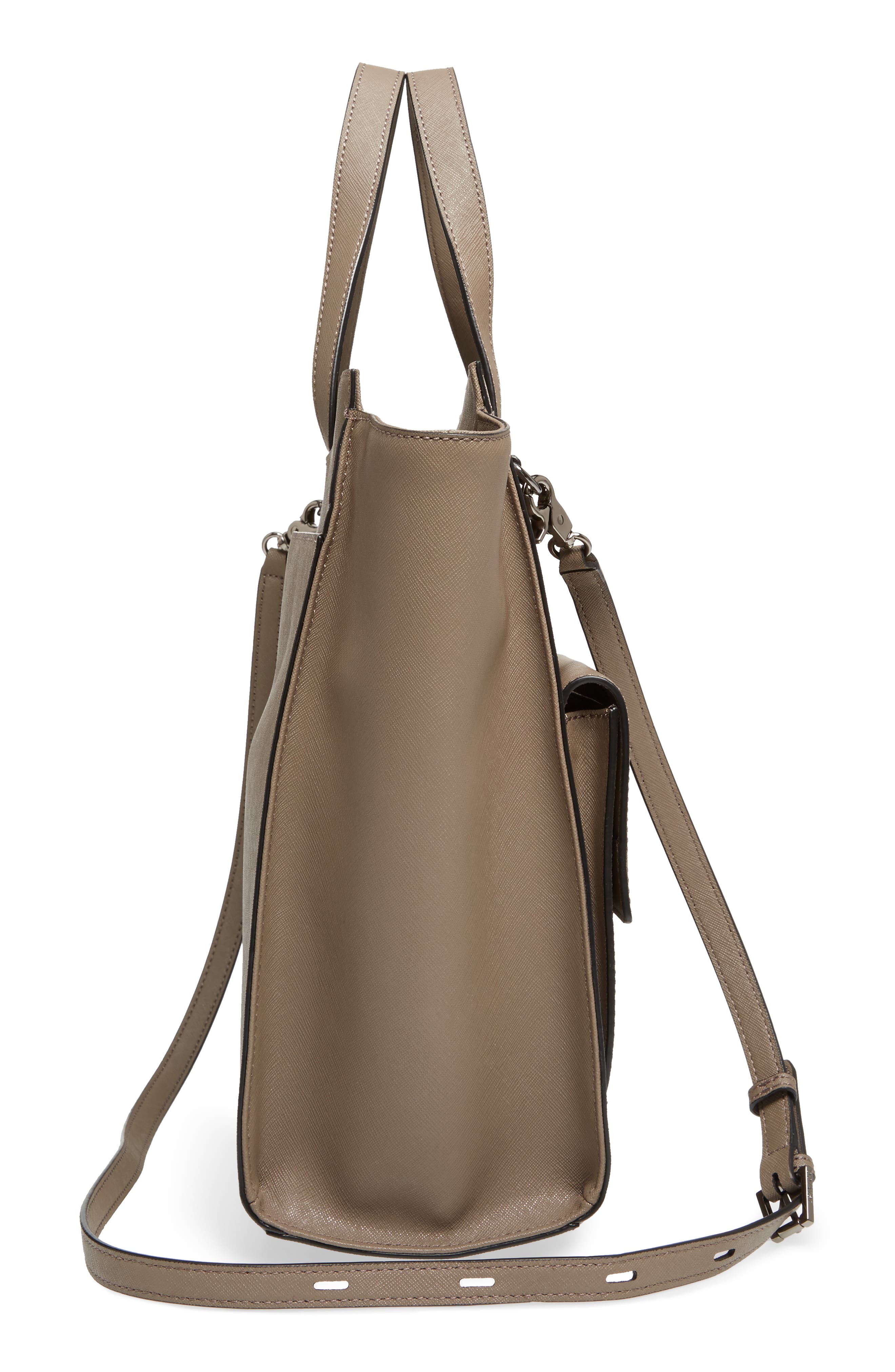 Alternate Image 5  - Botkier Jagger Leather Tote