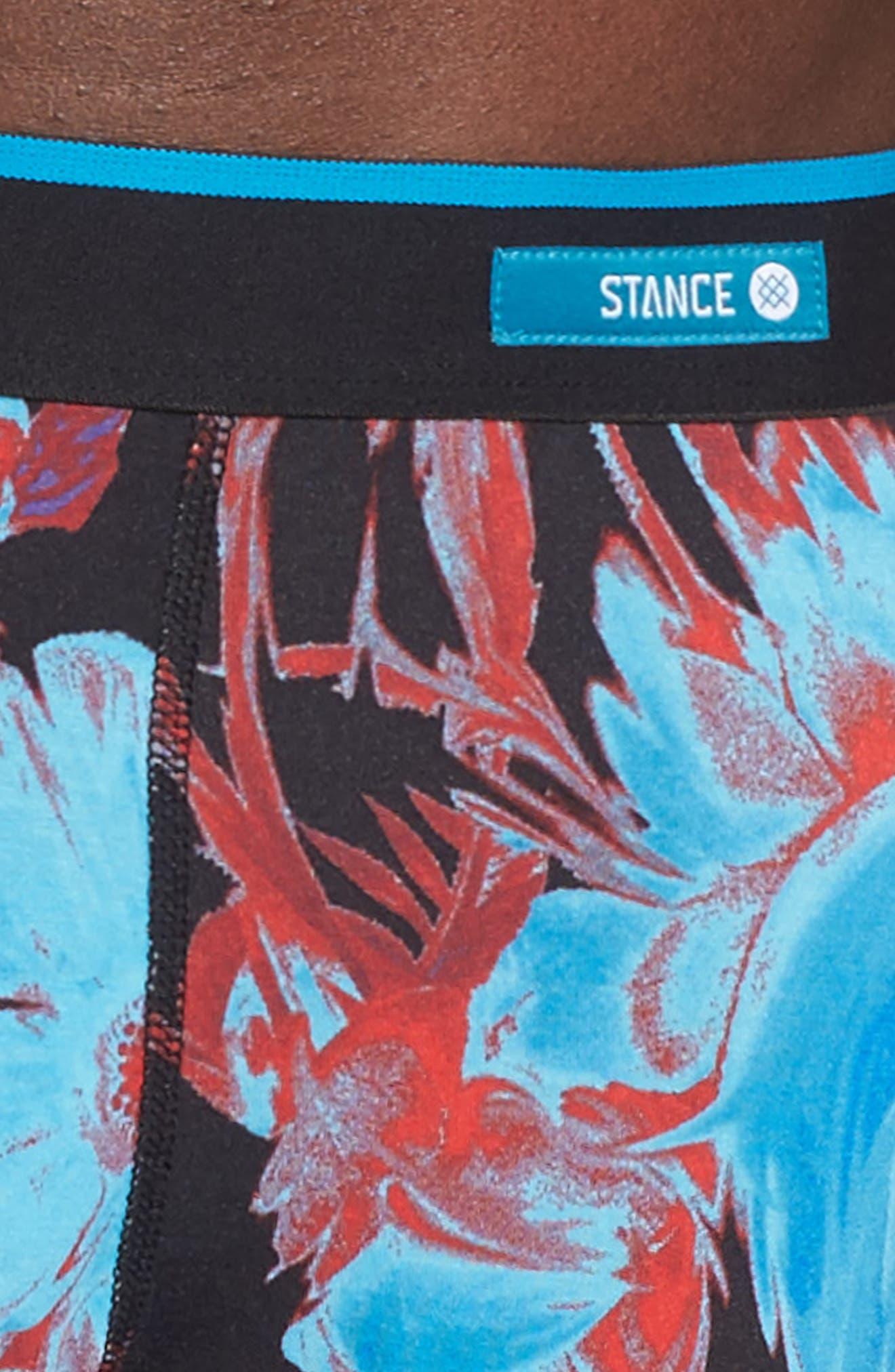 Alternate Image 4  - Stance Flower Trip Boxer Briefs