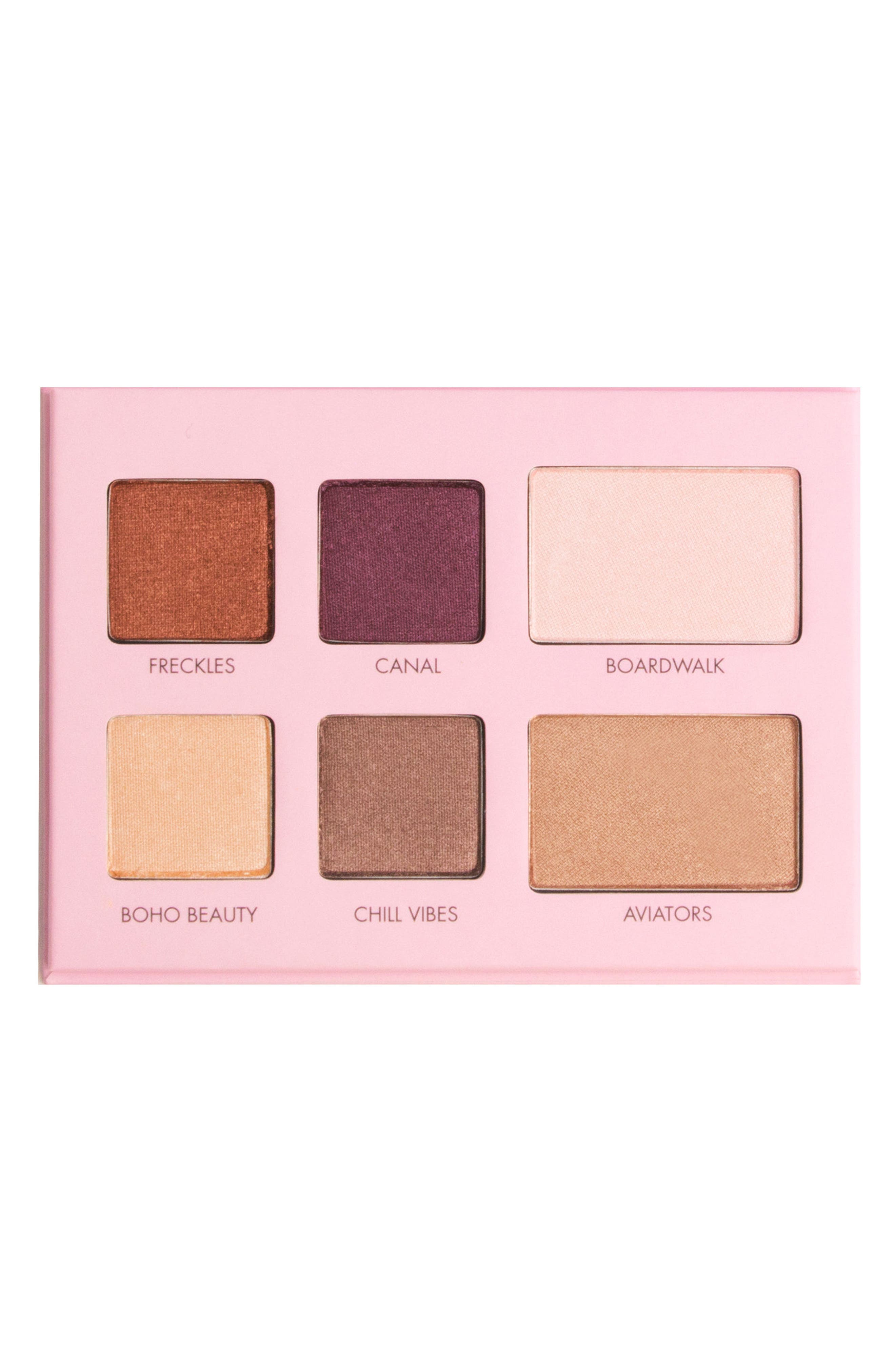 LORAC LA Experience Venice Beach Eye & Cheek Palette (Limited Edition)