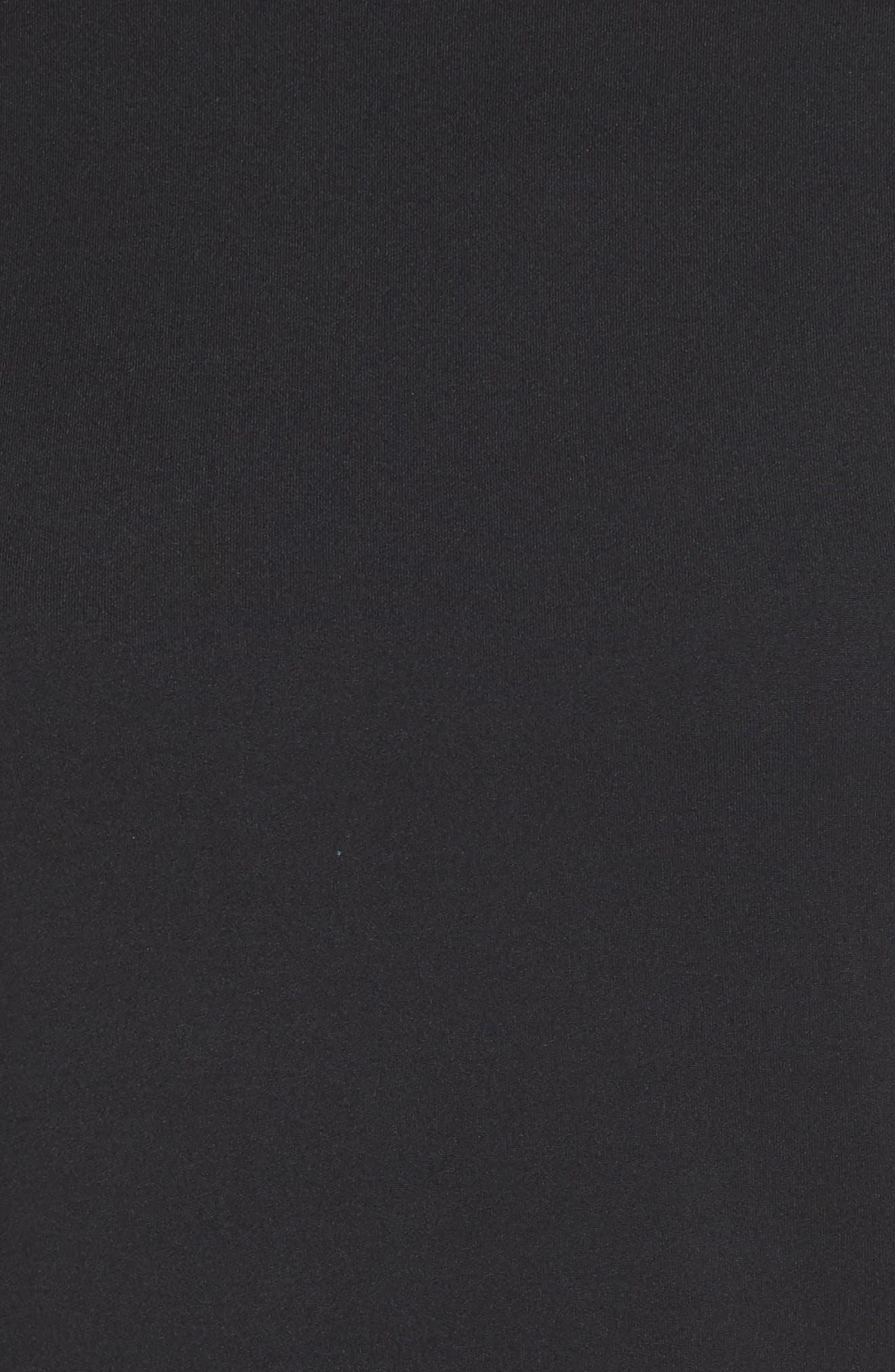 In Transit Long Sleeve Tee,                             Alternate thumbnail 6, color,                             Black