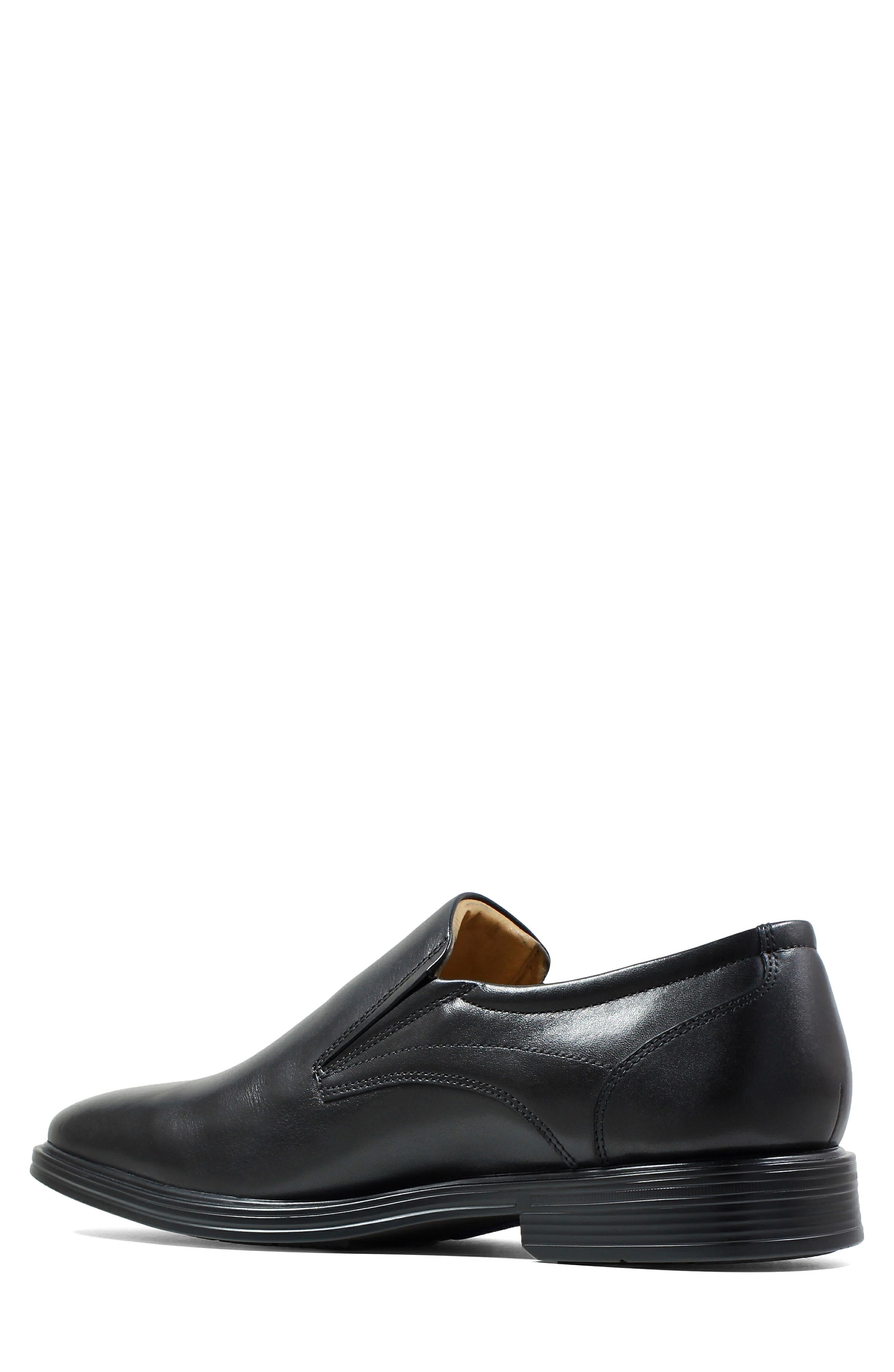 Heights Venetian Loafer,                             Alternate thumbnail 2, color,                             Black