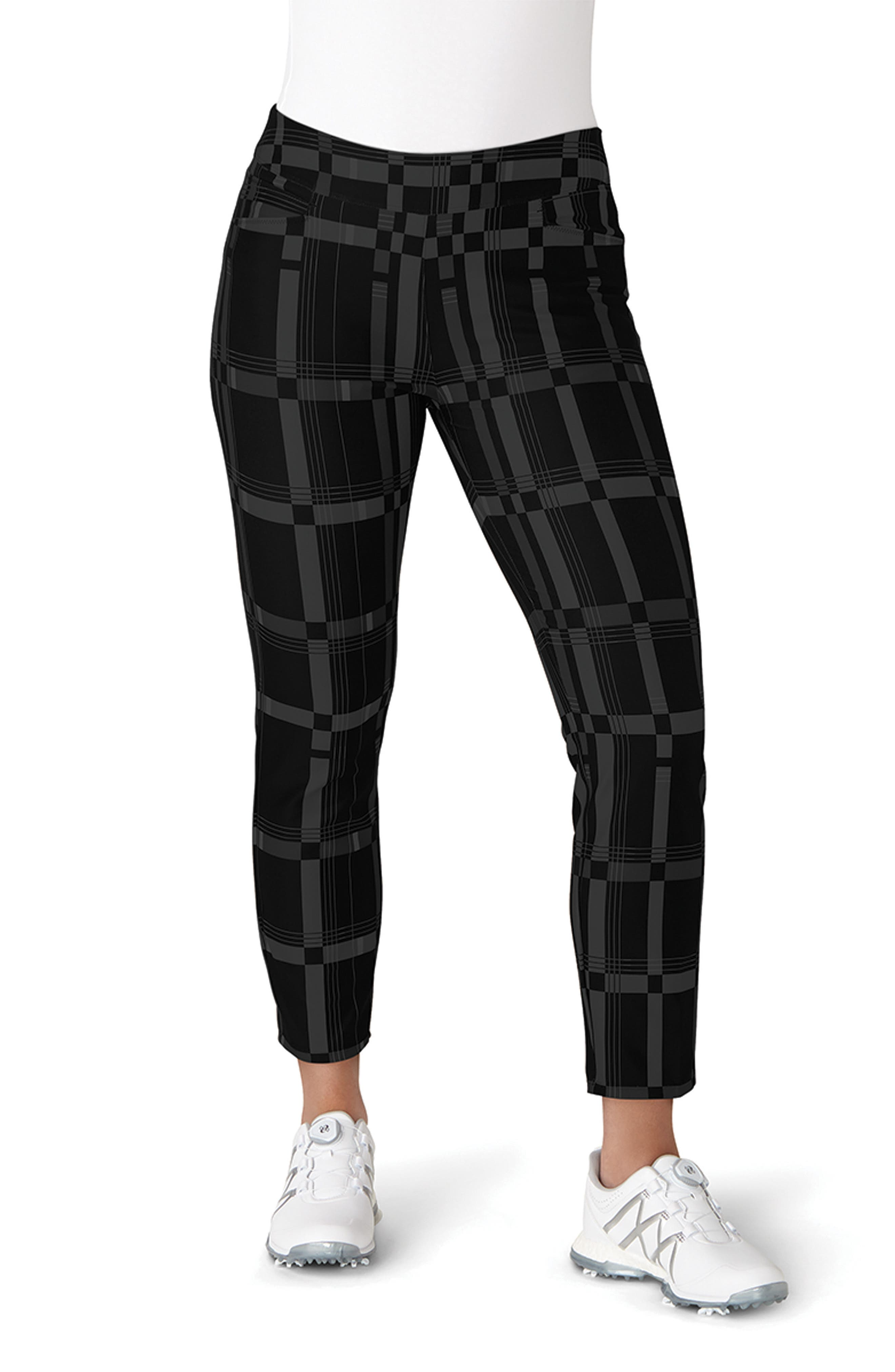 adistar Ankle Pants,                         Main,                         color, Black