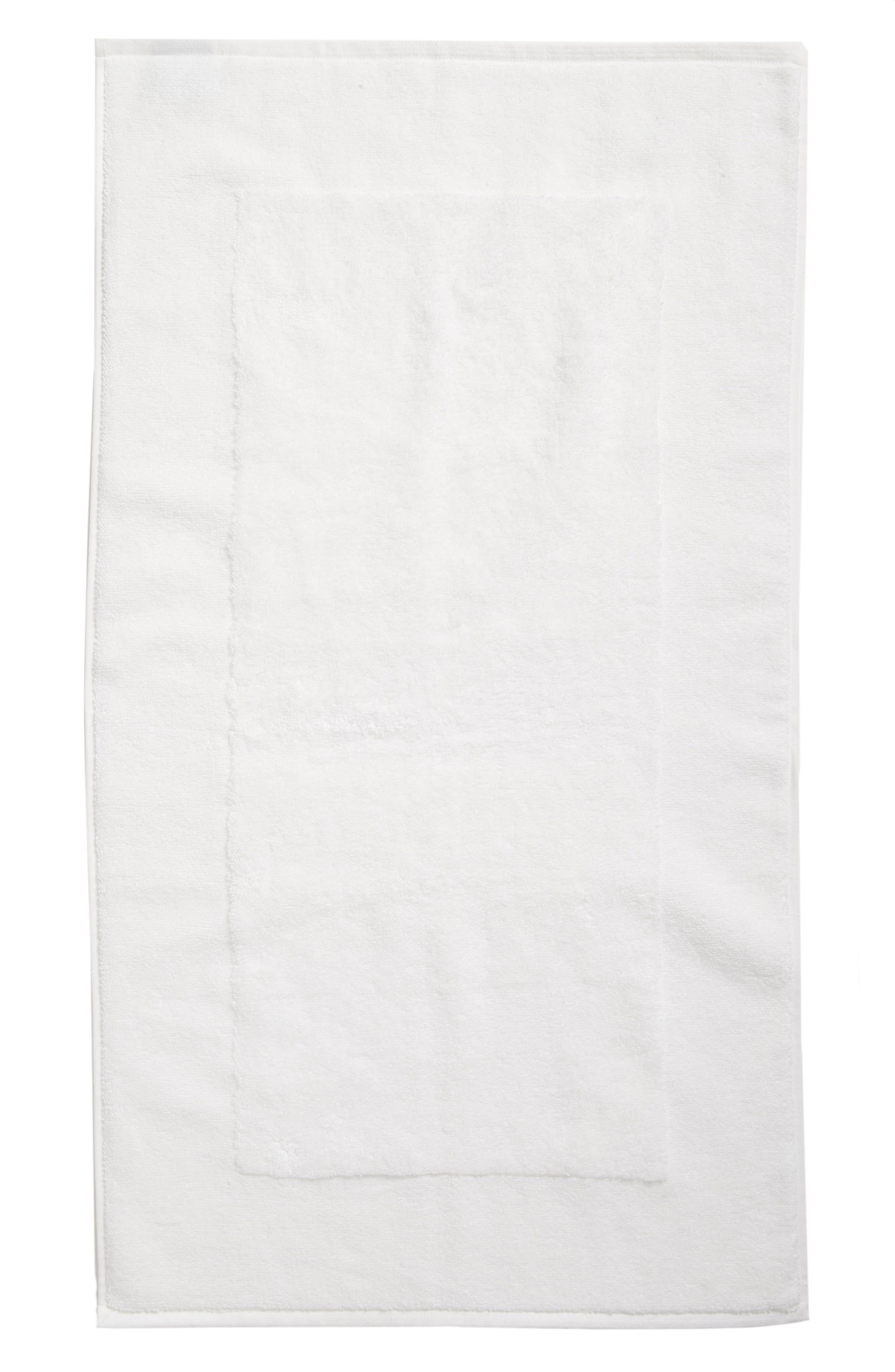 Bello Bath Mat,                         Main,                         color, White