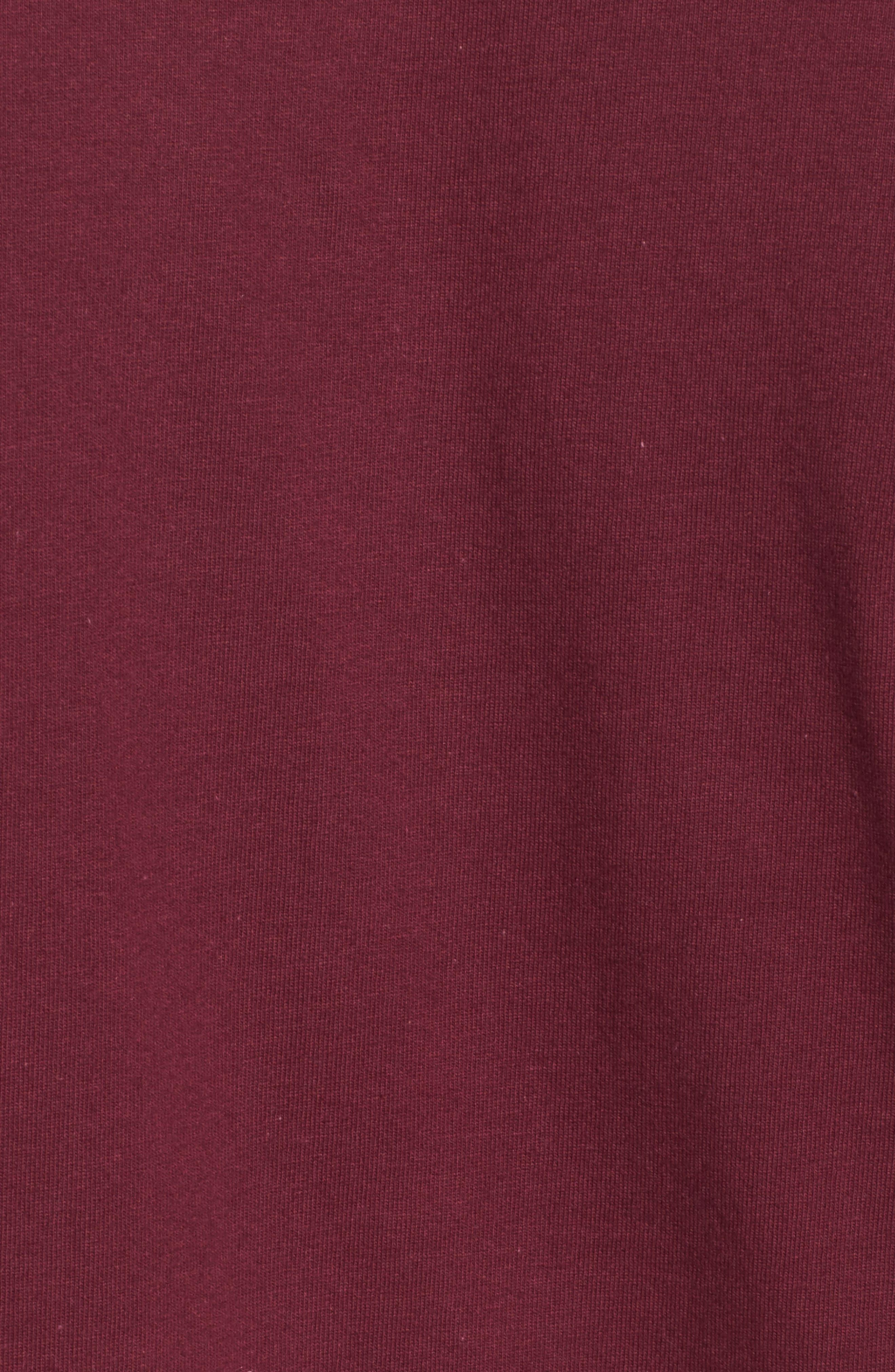 '95 T-Shirt,                             Alternate thumbnail 5, color,                             Navy/ Silver Birch/ White
