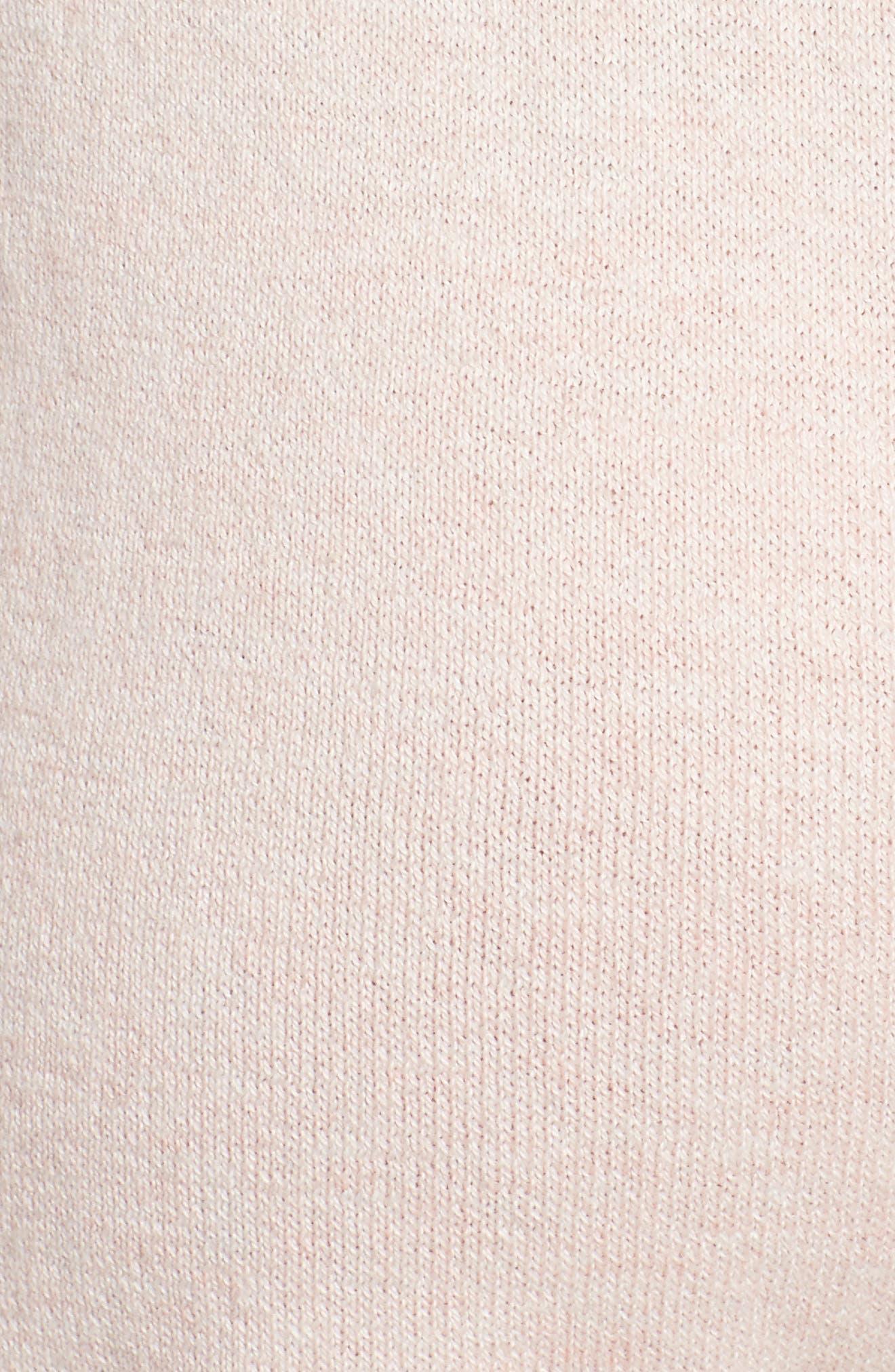 Vic Lounge Shorts,                             Alternate thumbnail 7, color,                             Soft Pink