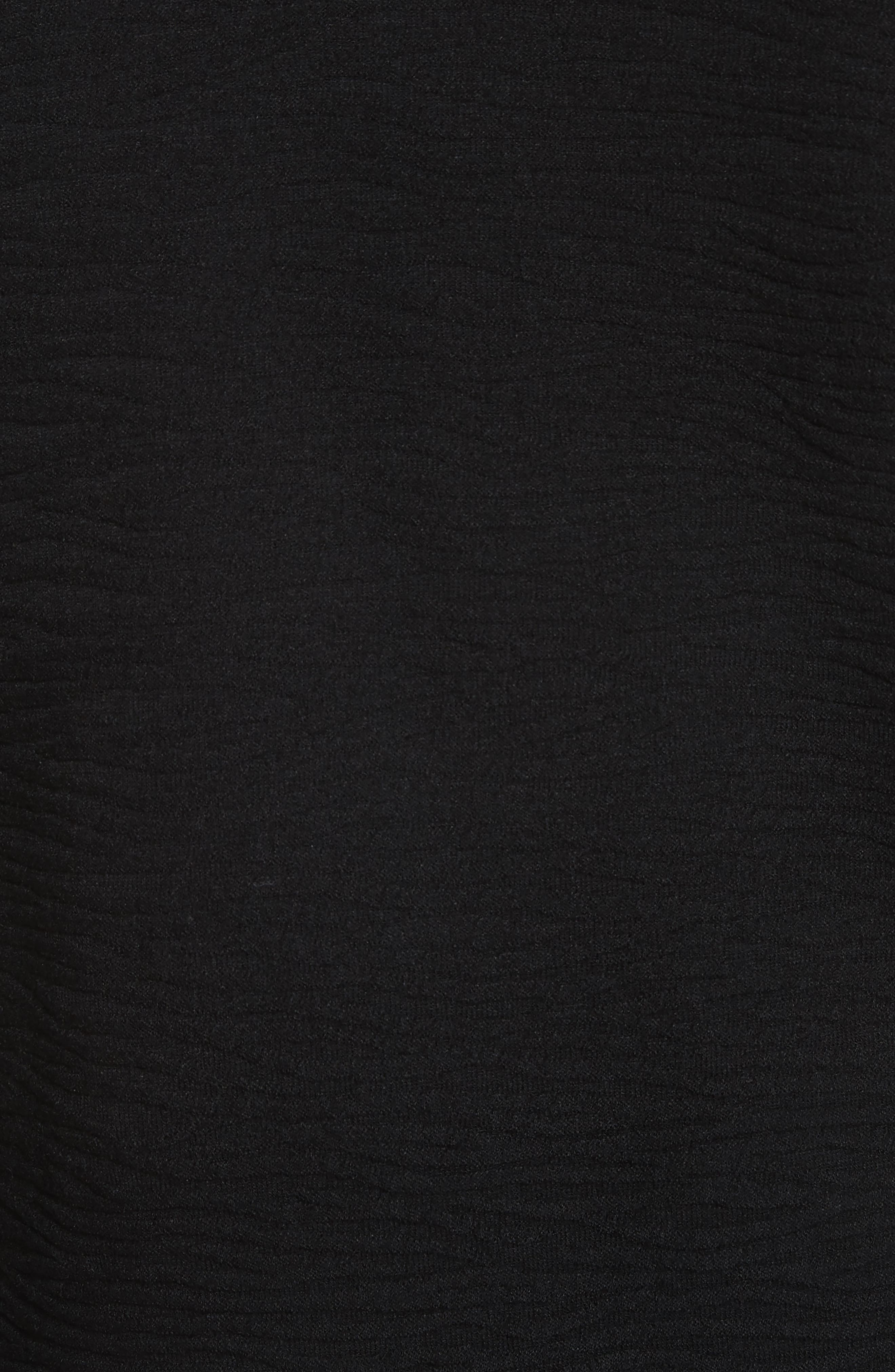 Slim Fit Allover Links Sweater,                             Alternate thumbnail 5, color,                             Black