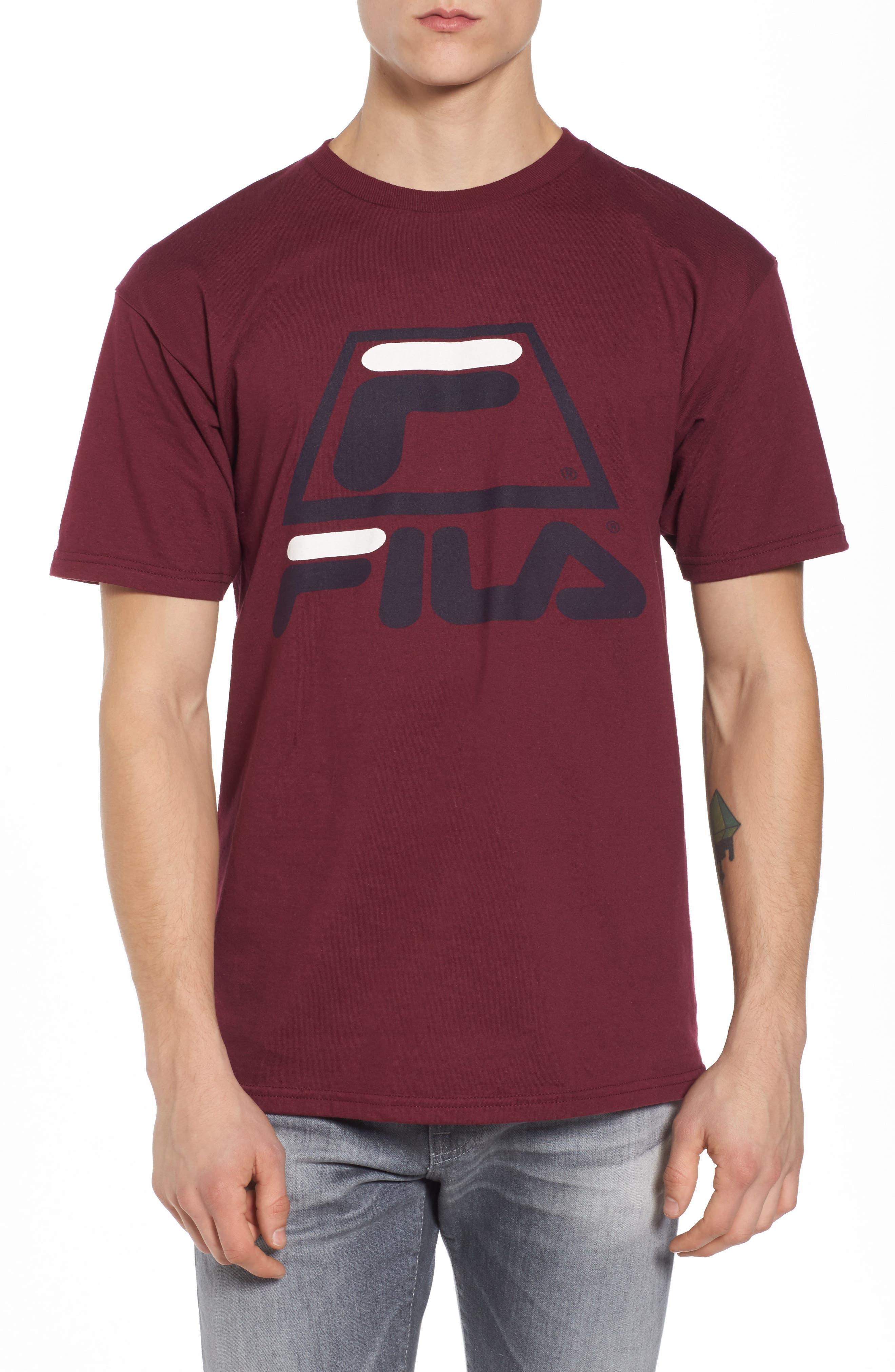 '95 T-Shirt,                             Main thumbnail 1, color,                             Navy/ Silver Birch/ White