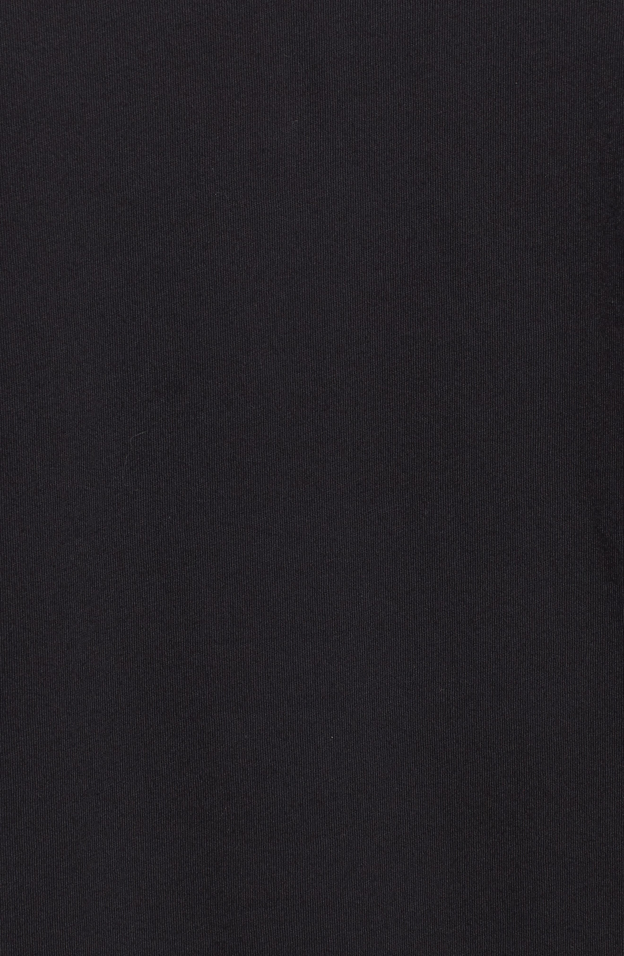 Everything is Photoshopped T-Shirt,                             Alternate thumbnail 5, color,                             Black