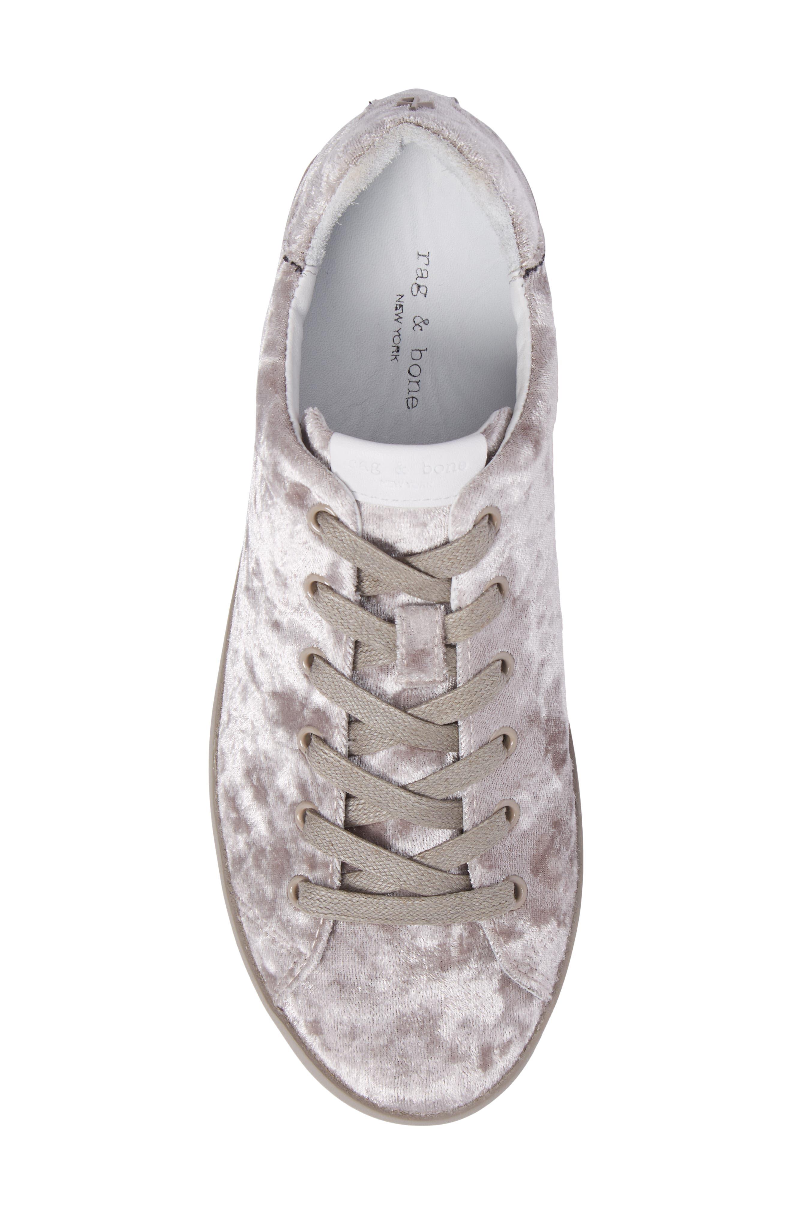 Alternate Image 5  - rag & bone RB1 Low-Top Sneaker (Women)