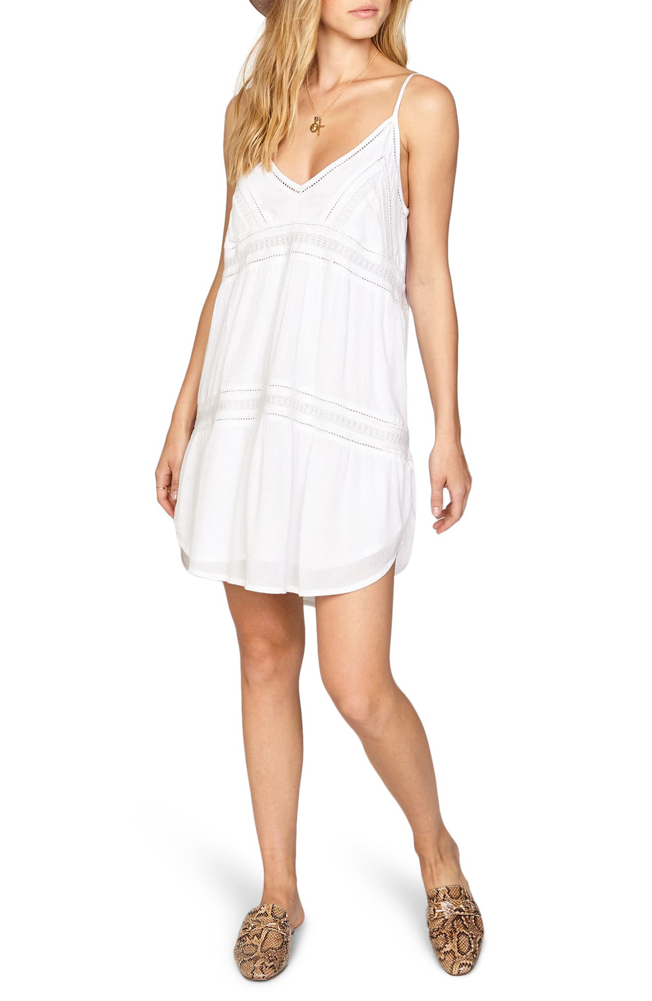 Alternate Image 1 Selected - Amuse Society Summer Light Dress