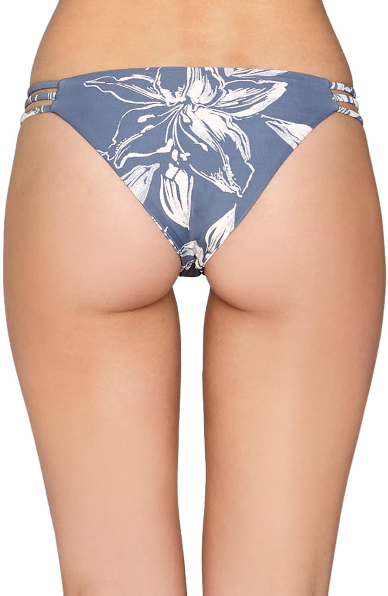 Alternate Image 2  - Amuse Society Domino Skimpy Bikini Bottoms