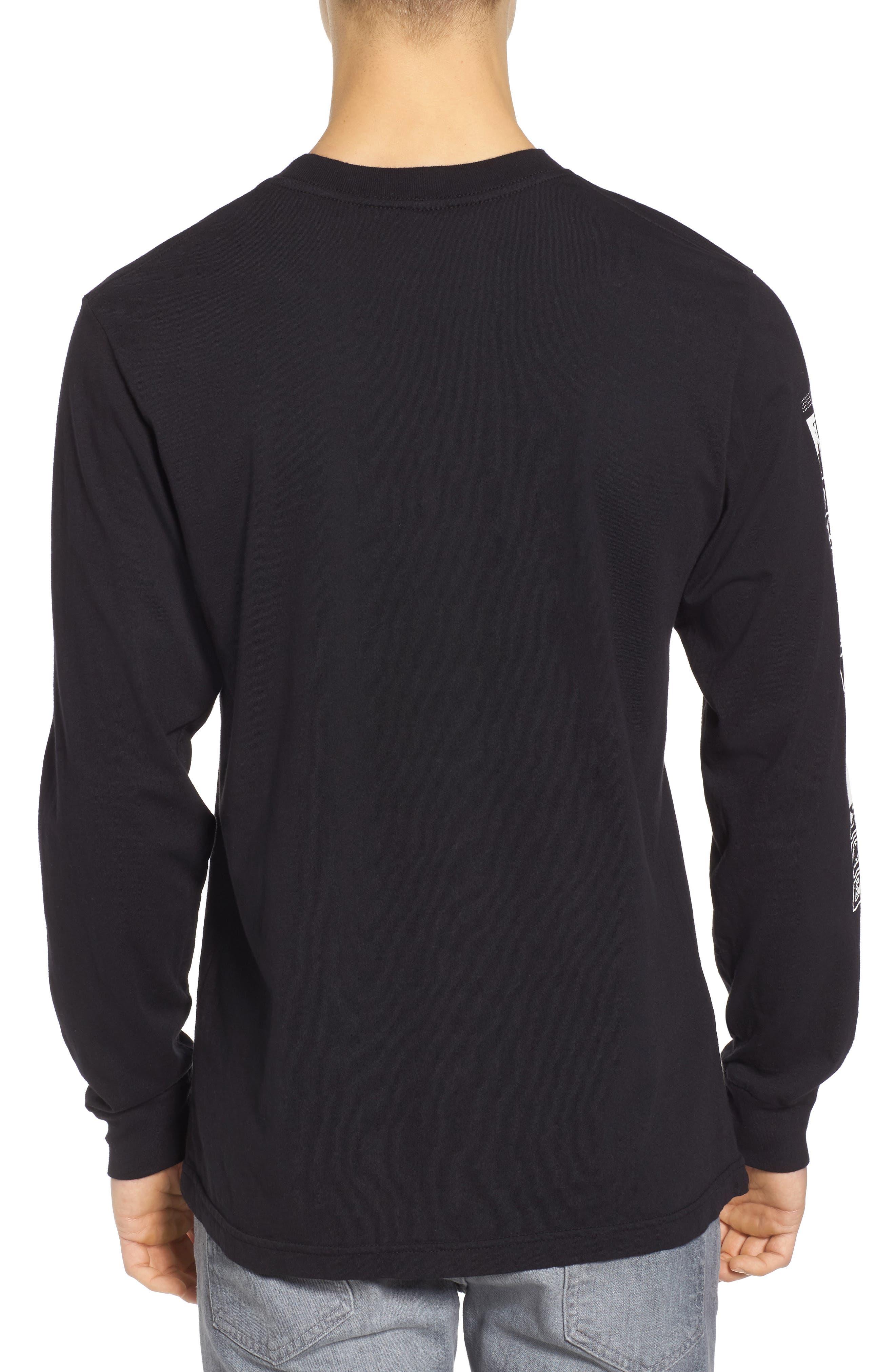 Everything is Photoshopped T-Shirt,                             Alternate thumbnail 2, color,                             Black