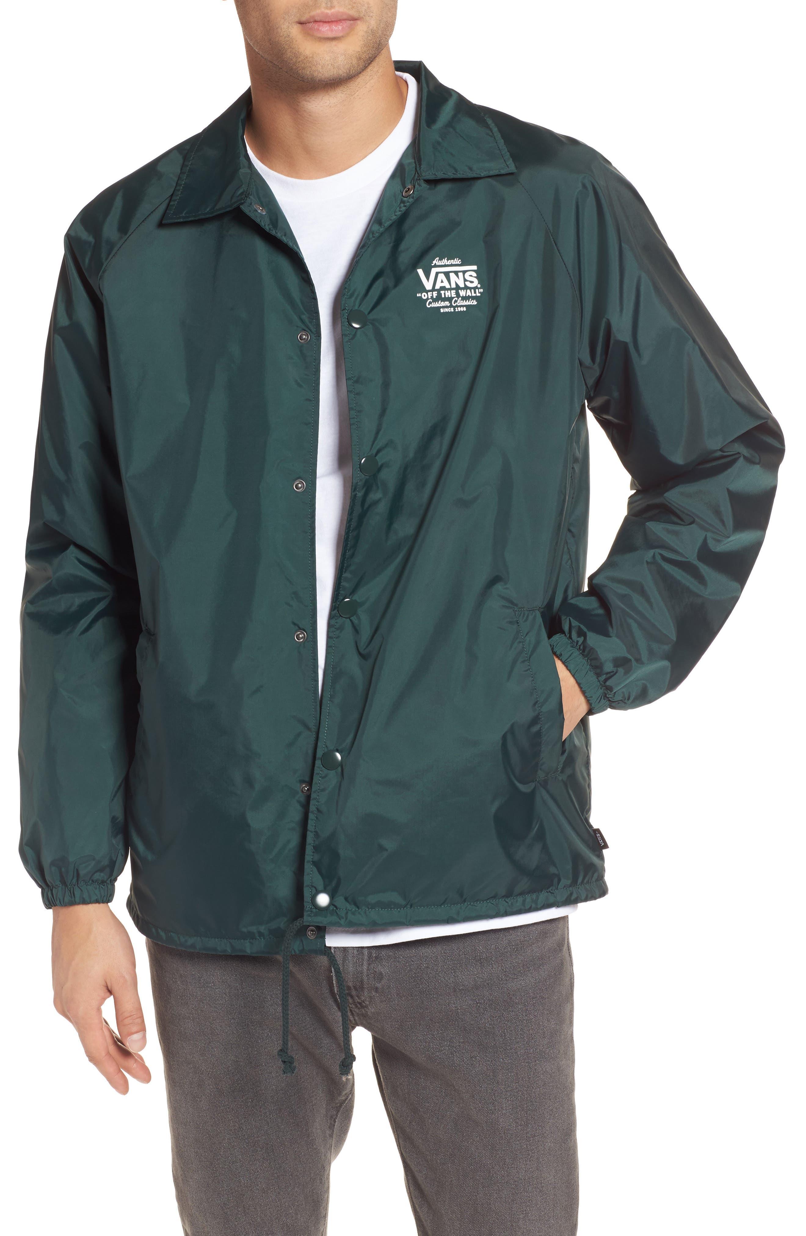 Vans Torrey Water Resistant Jacket