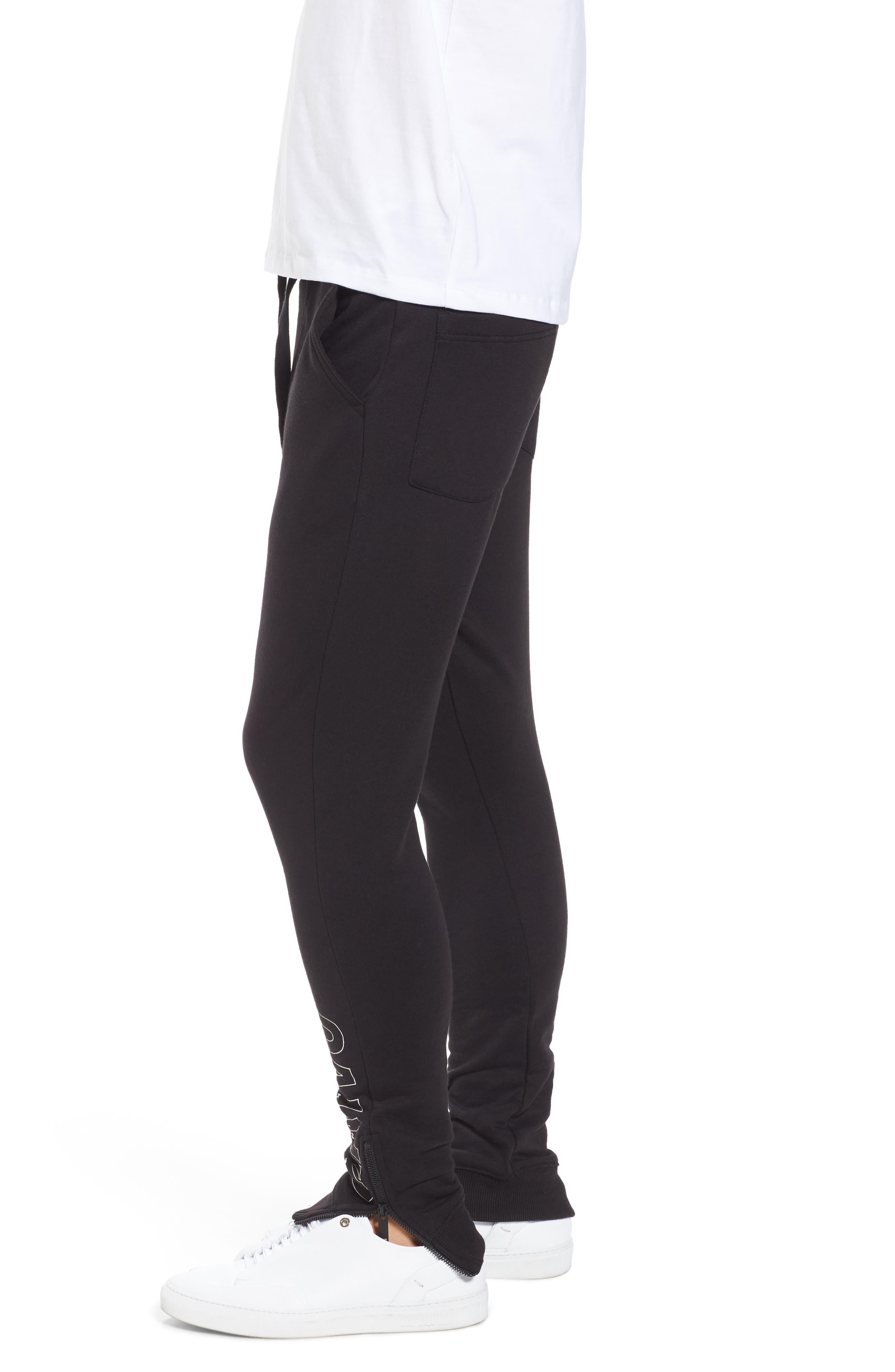 Alternate Image 3  - Calvin Klein Jeans Sweatpants
