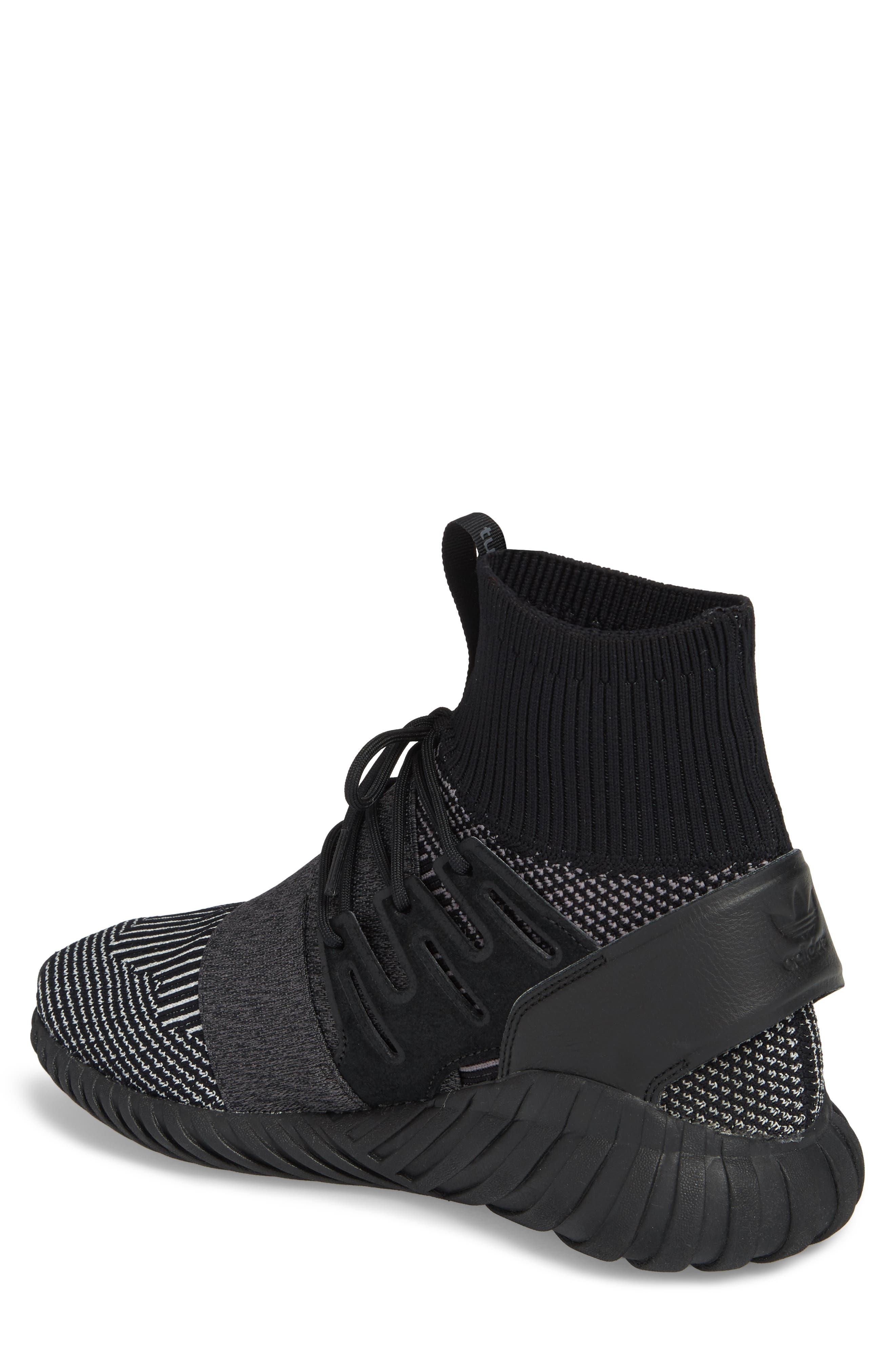 Alternate Image 2  - adidas Tubular Doom Primeknit Sneaker