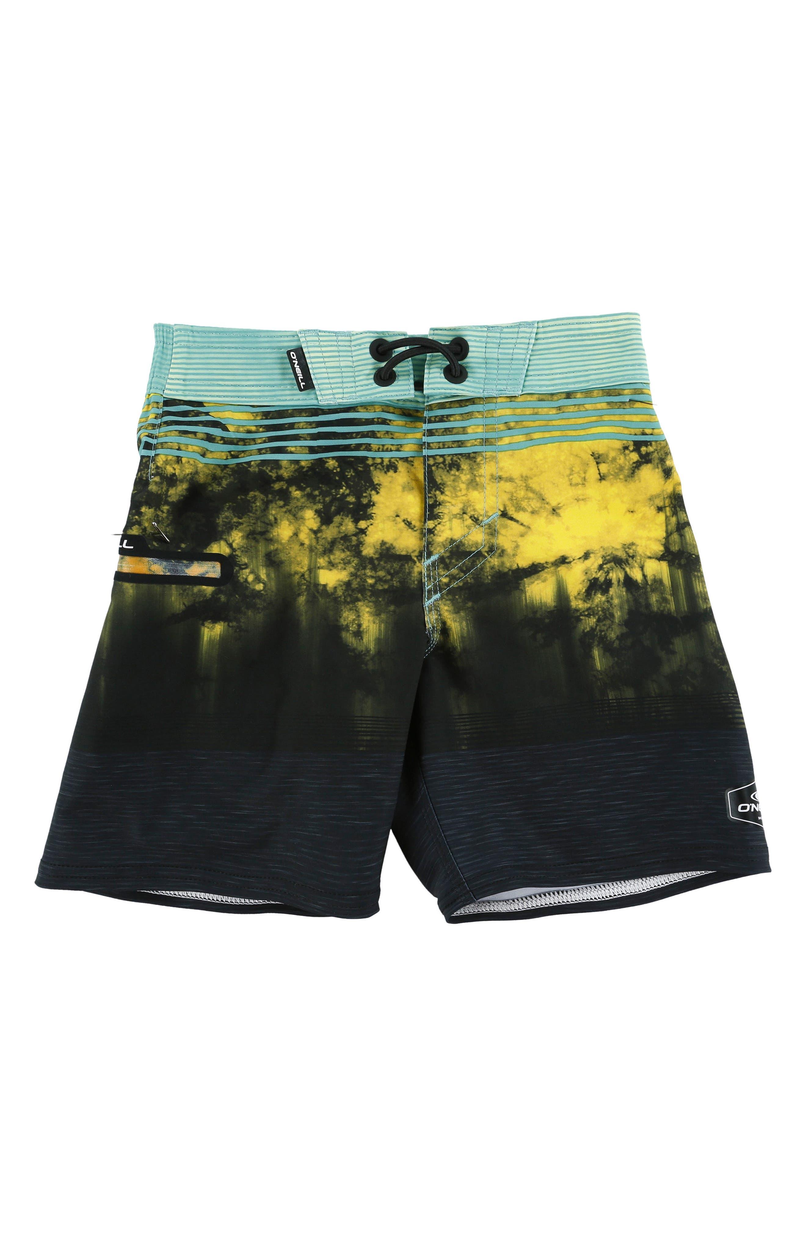Hyperfreak Board Shorts,                             Main thumbnail 1, color,                             Aqua