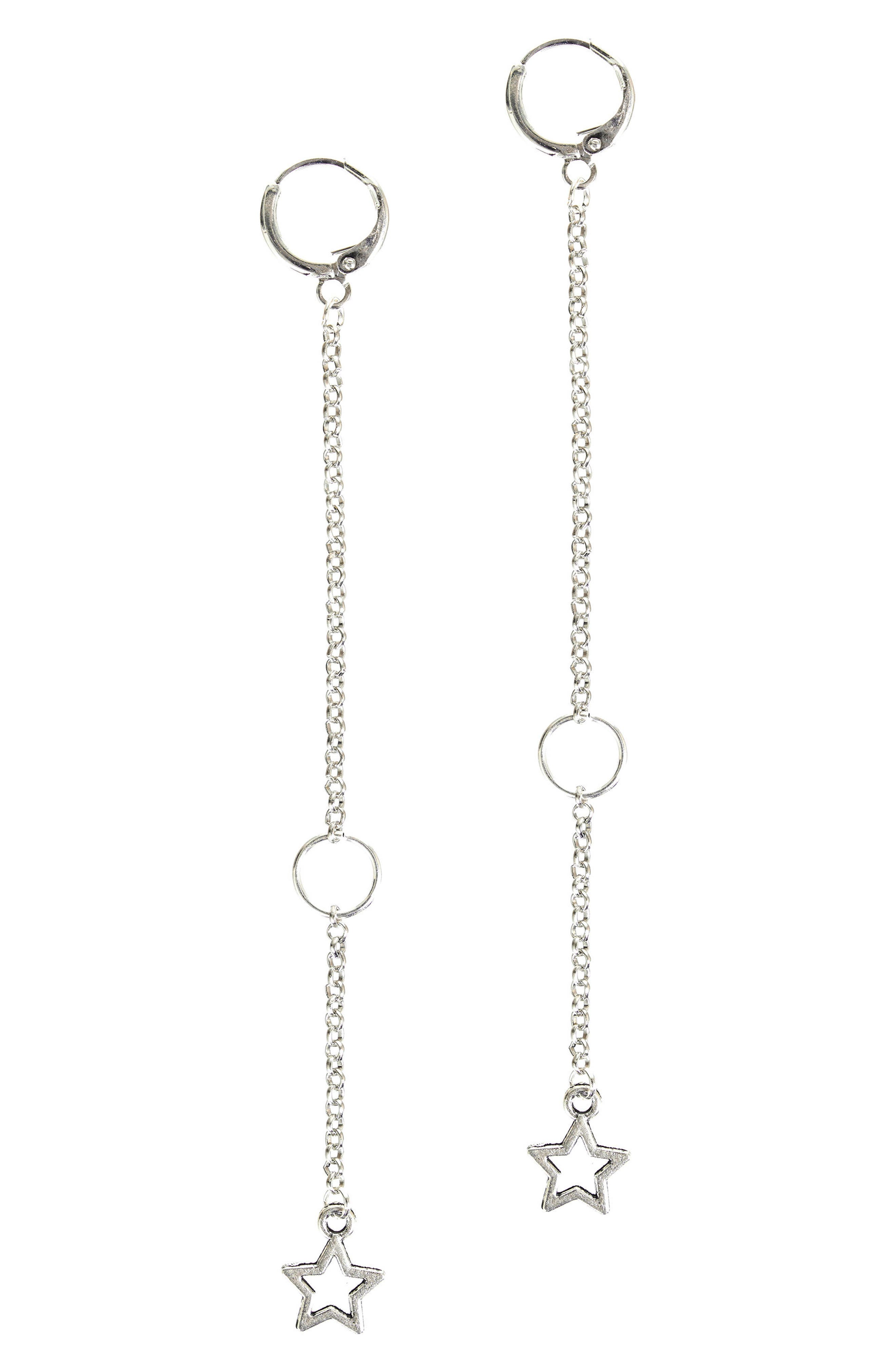 Main Image - MHART Crux Hoop Earrings