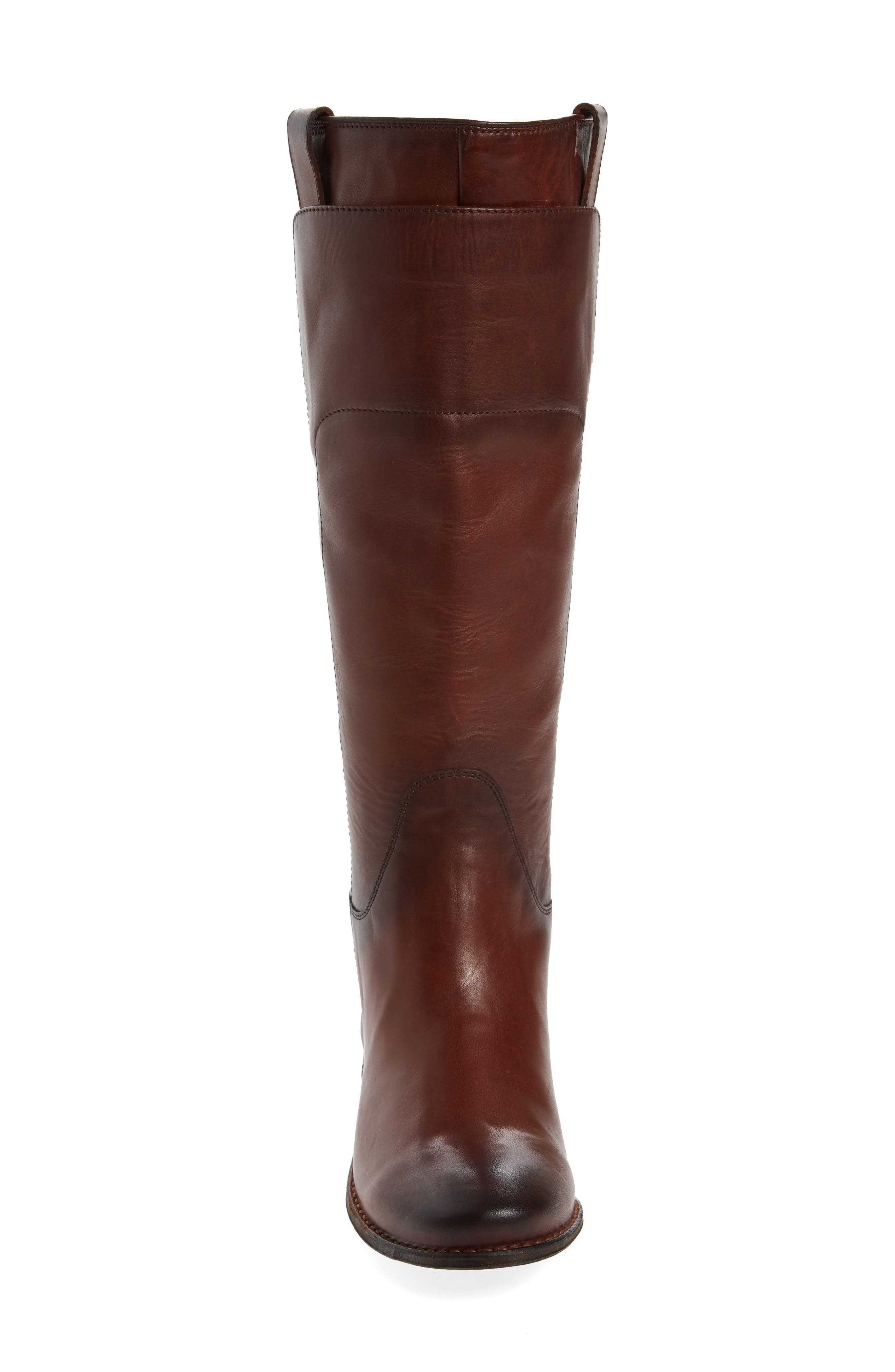 Alternate Image 4  - Frye Paige Tall Riding Boot (Women)