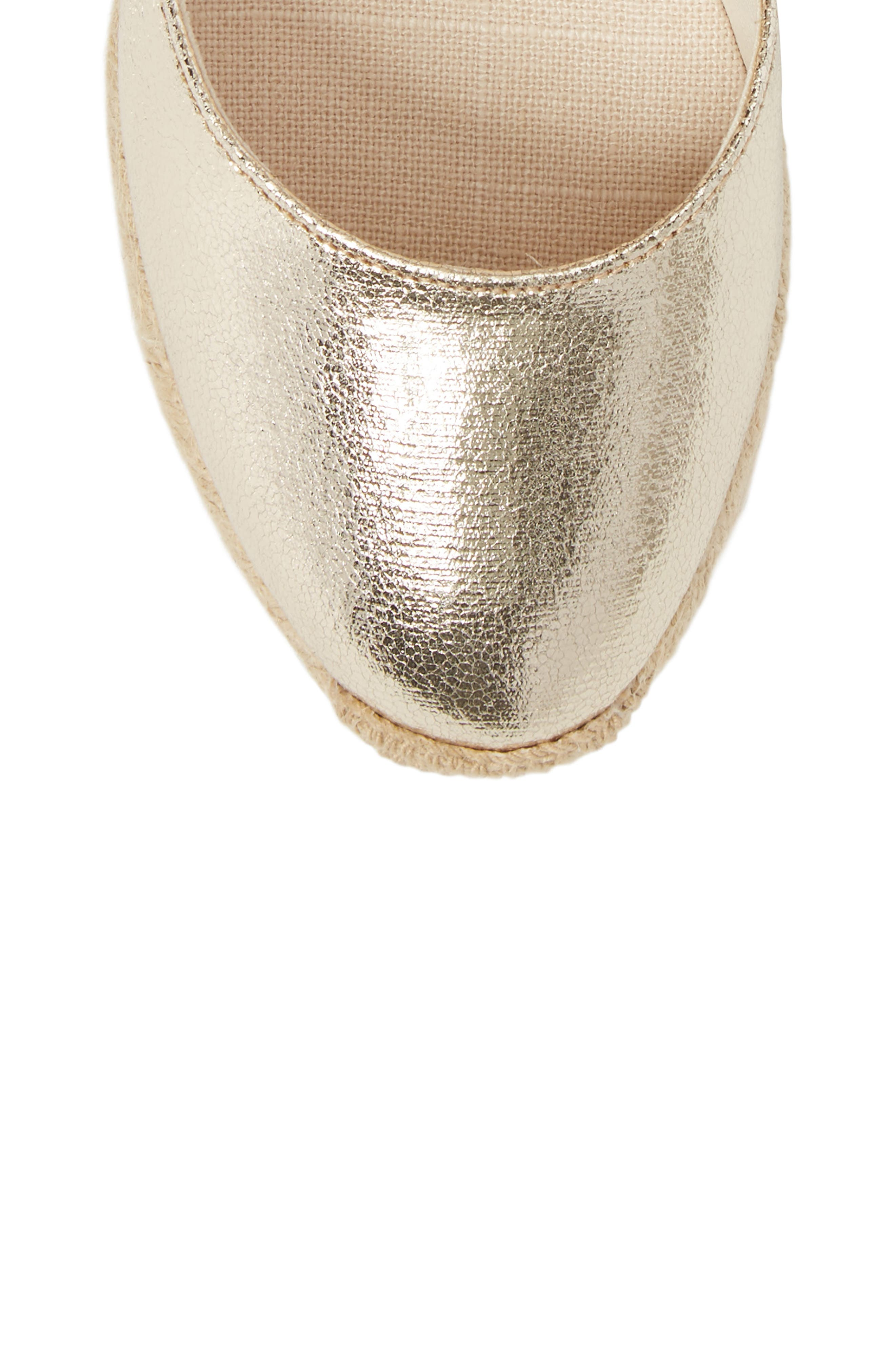 Alternate Image 5  - Soludos Wedge Lace-Up Espadrille Sandal (Women)