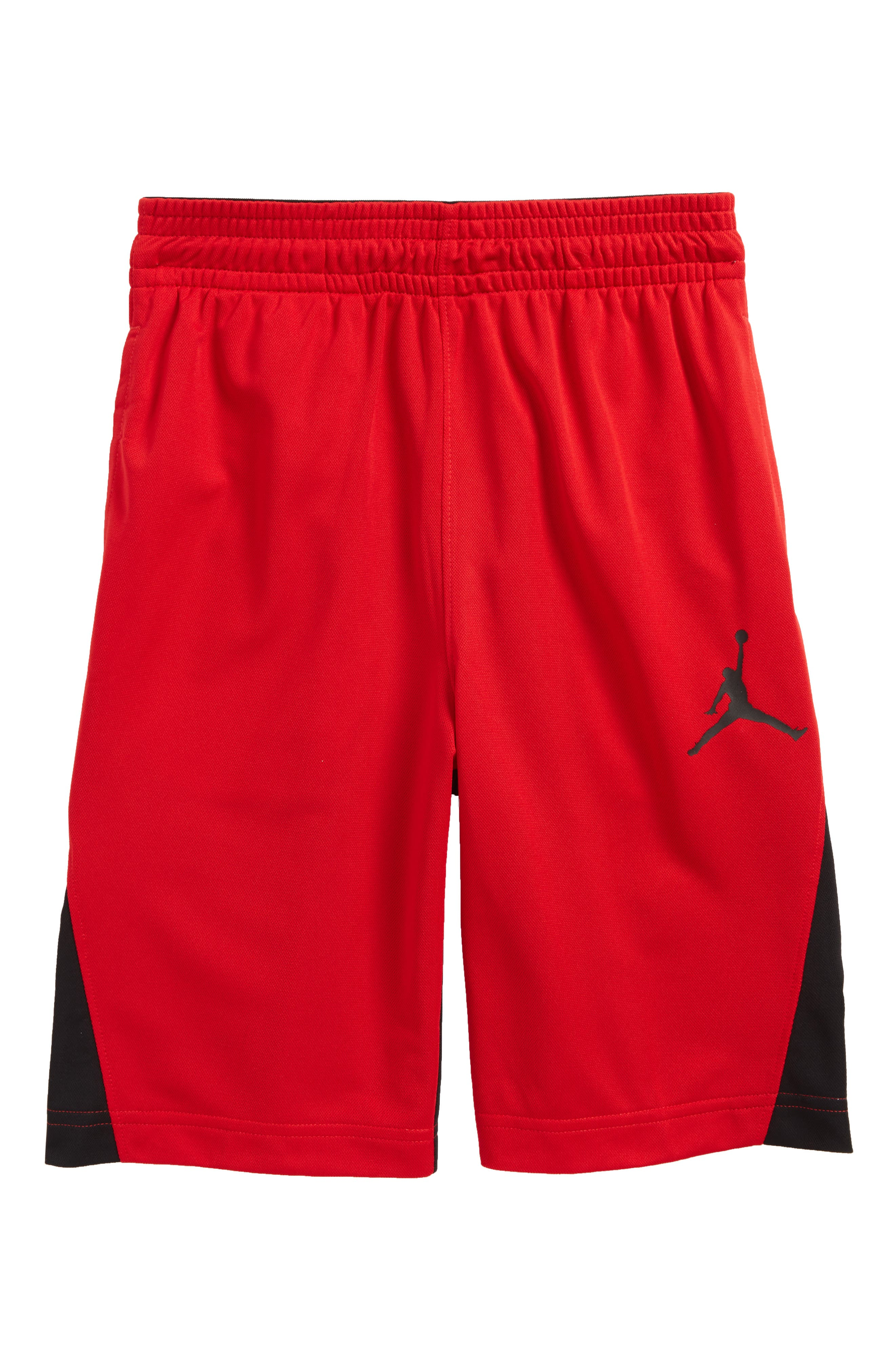 Jordan Speckle 23 Basketball Shorts,                             Main thumbnail 1, color,                             Gym Red